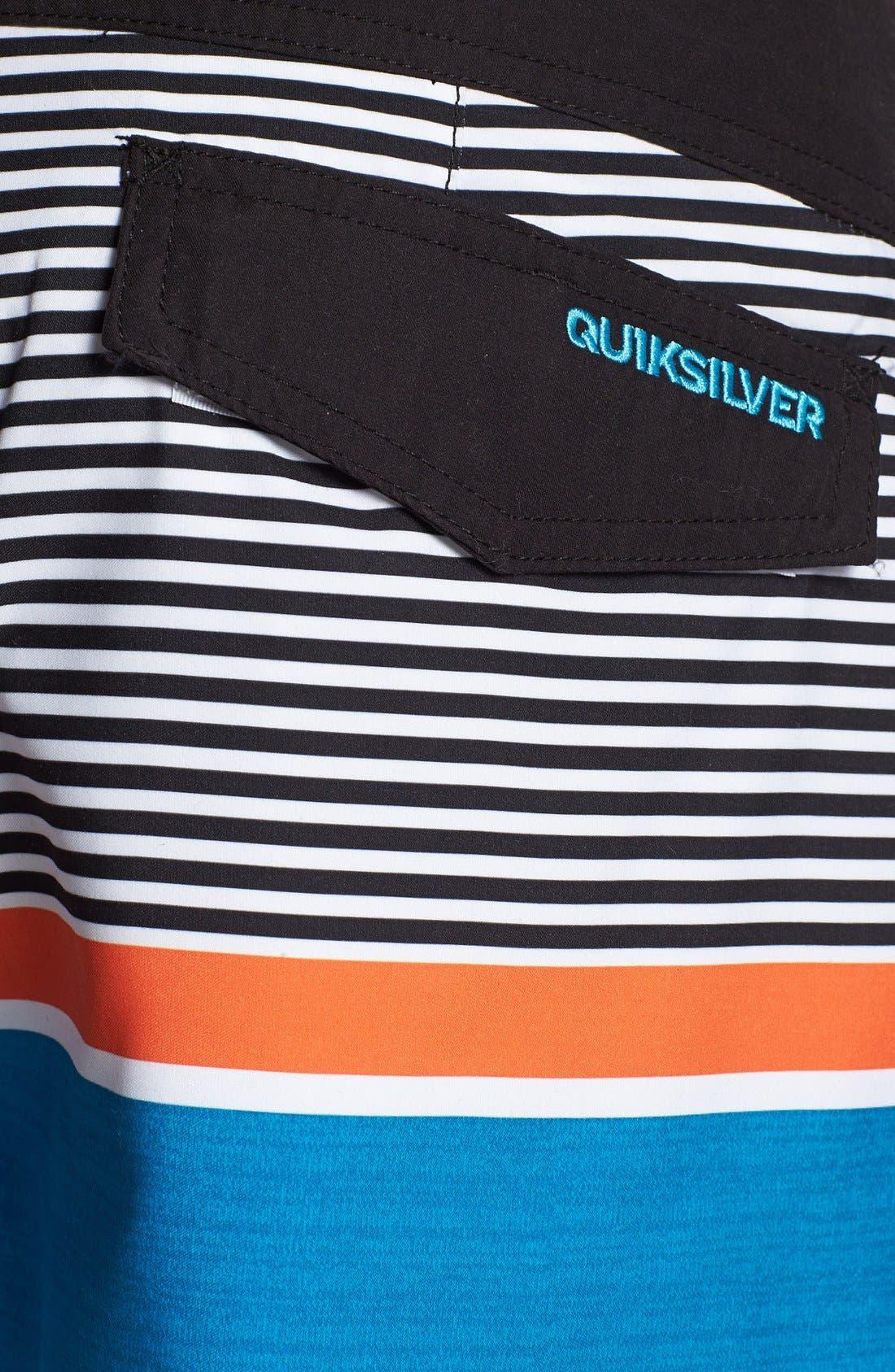 Alternate Image 3  - Quiksilver 'Stuffed' Board Shorts