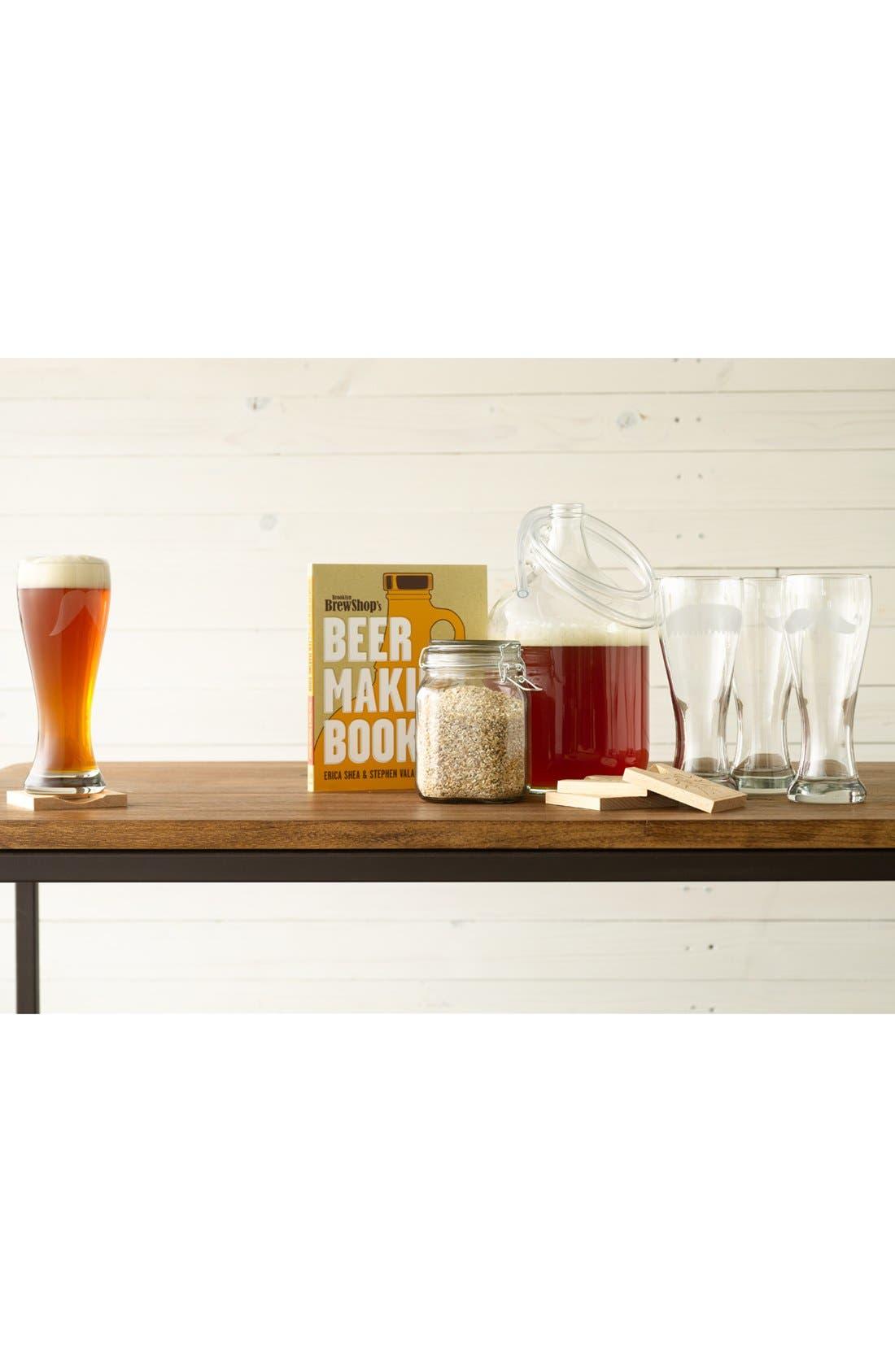 Alternate Image 2  - 'Brooklyn Brew Shop's Beer Making Book' Recipe Book