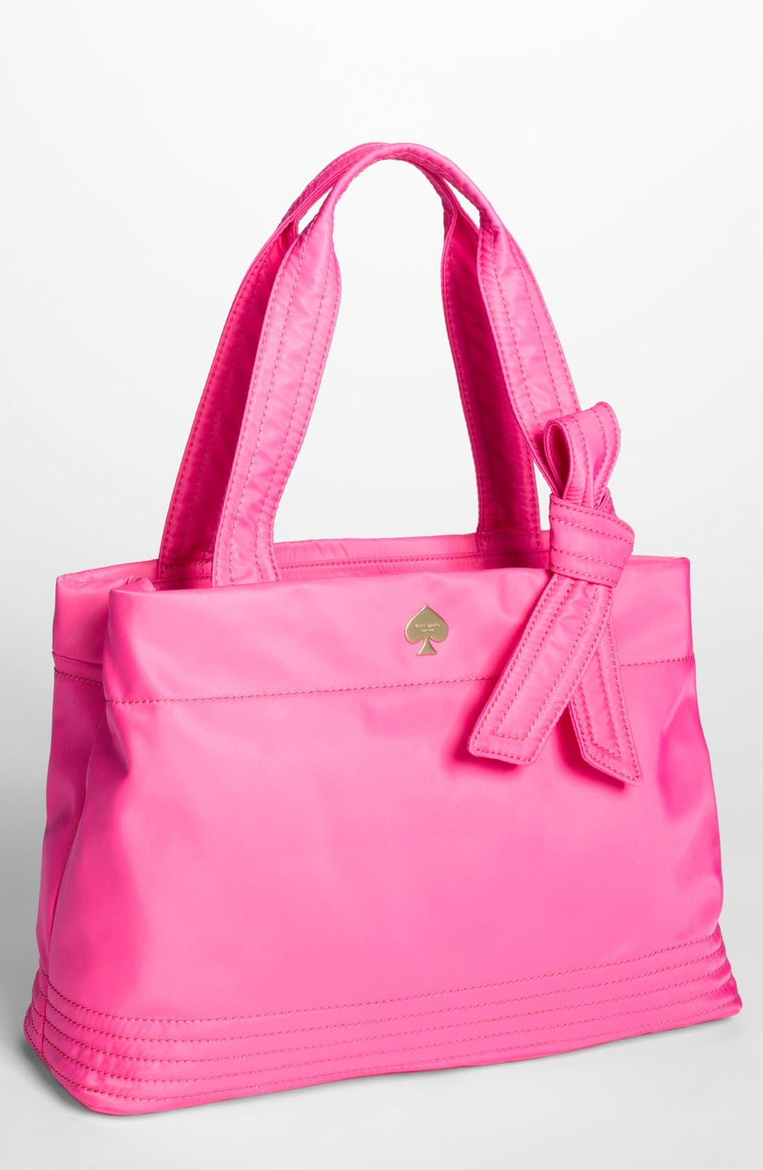 Main Image - kate spade new york 'flatiron - maryanne' nylon shopper, Large