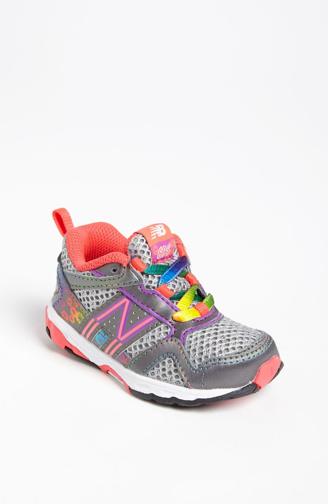 Alternate Image 1 Selected - New Balance '695' Sneaker (Baby, Walker & Toddler) (Online Only)