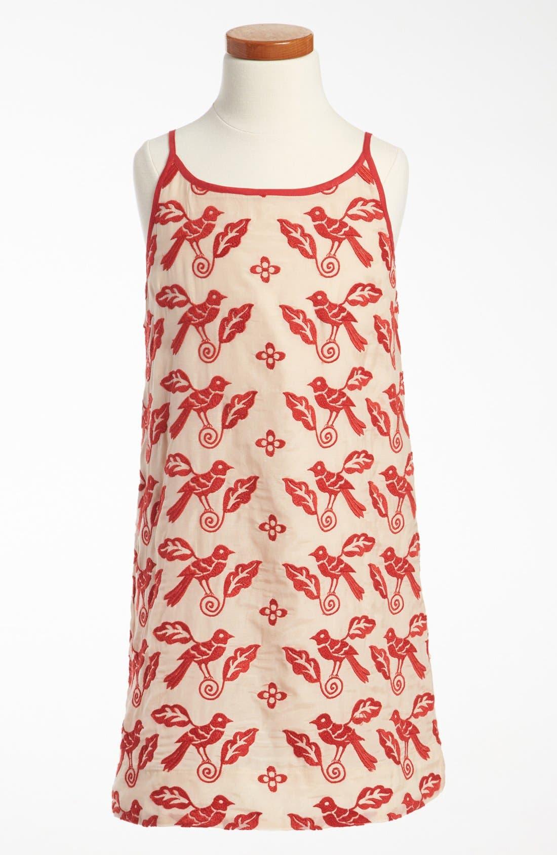 Main Image - Peek 'Lara' Dress (Toddler, Little Girls & Big Girls)