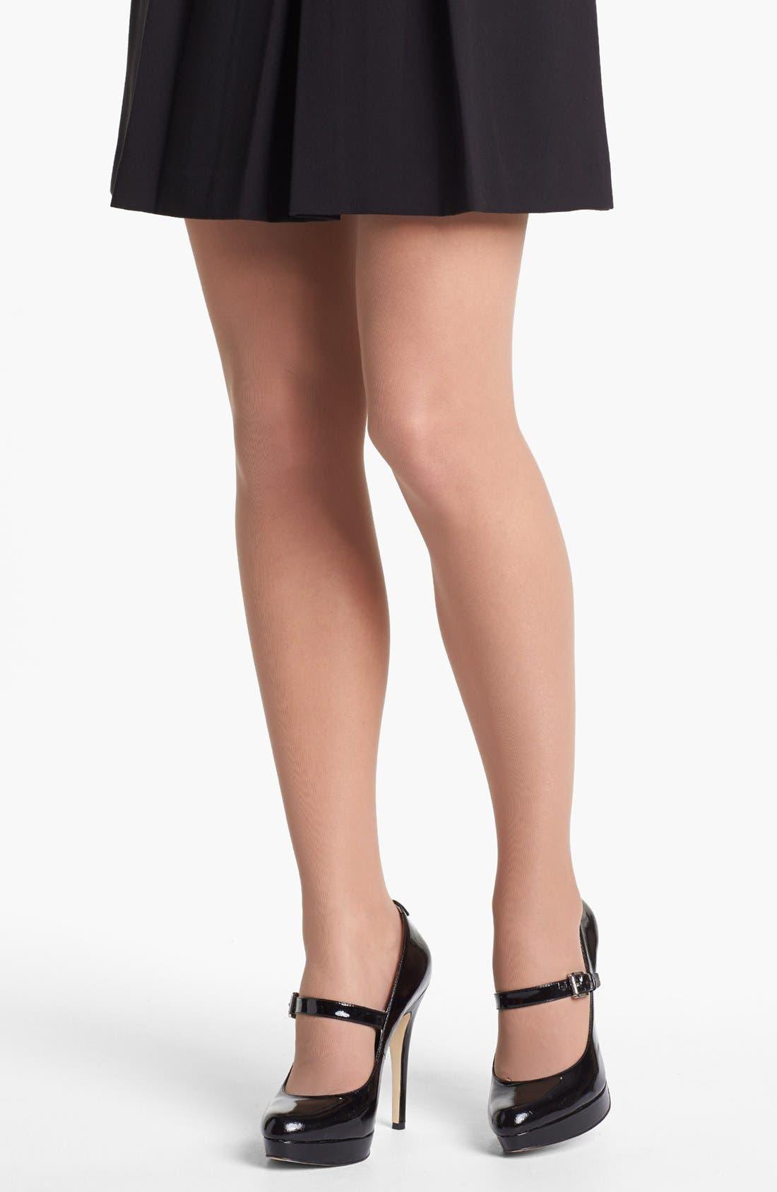Alternate Image 1 Selected - Donna Karan 'Evolution' Ultra Sheer Pantyhose