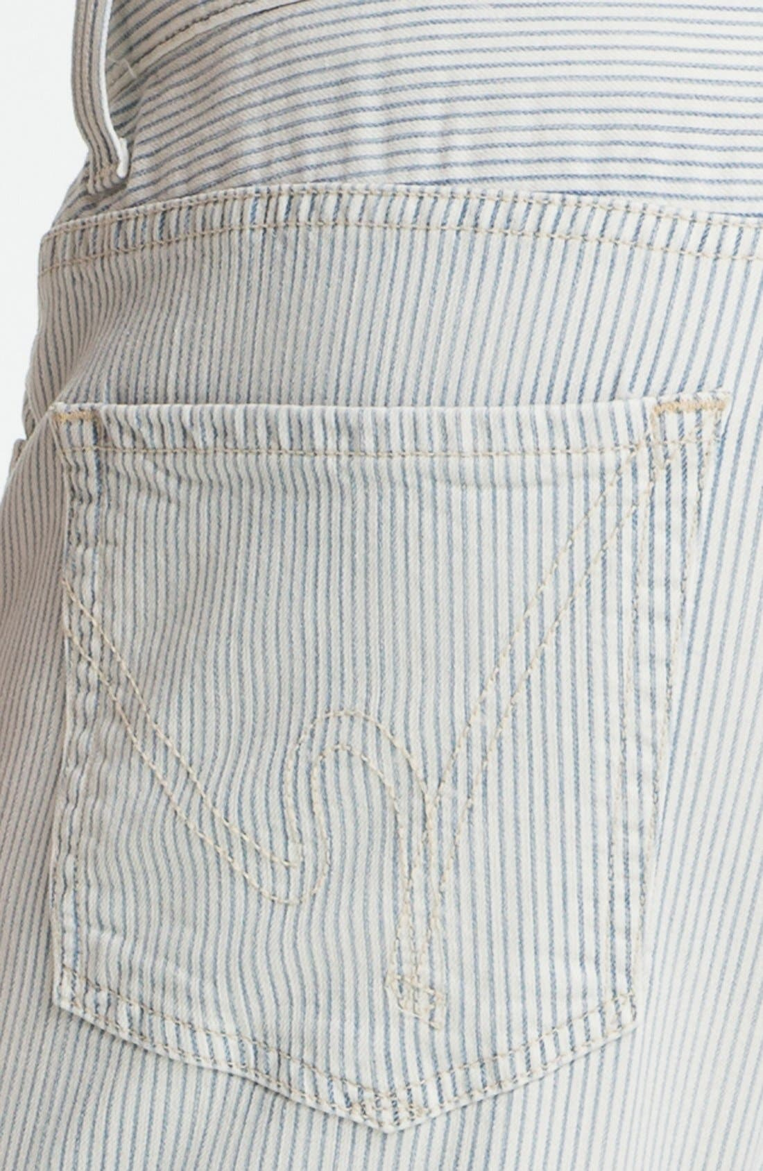 Alternate Image 4  - Citizens of Humanity 'Sid' Straight Leg Jeans (Dale)