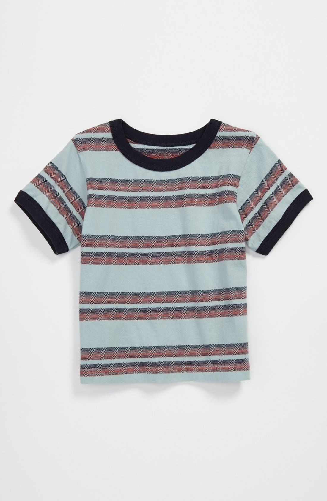 Alternate Image 1 Selected - Peek 'Mateo' T-Shirt (Baby)