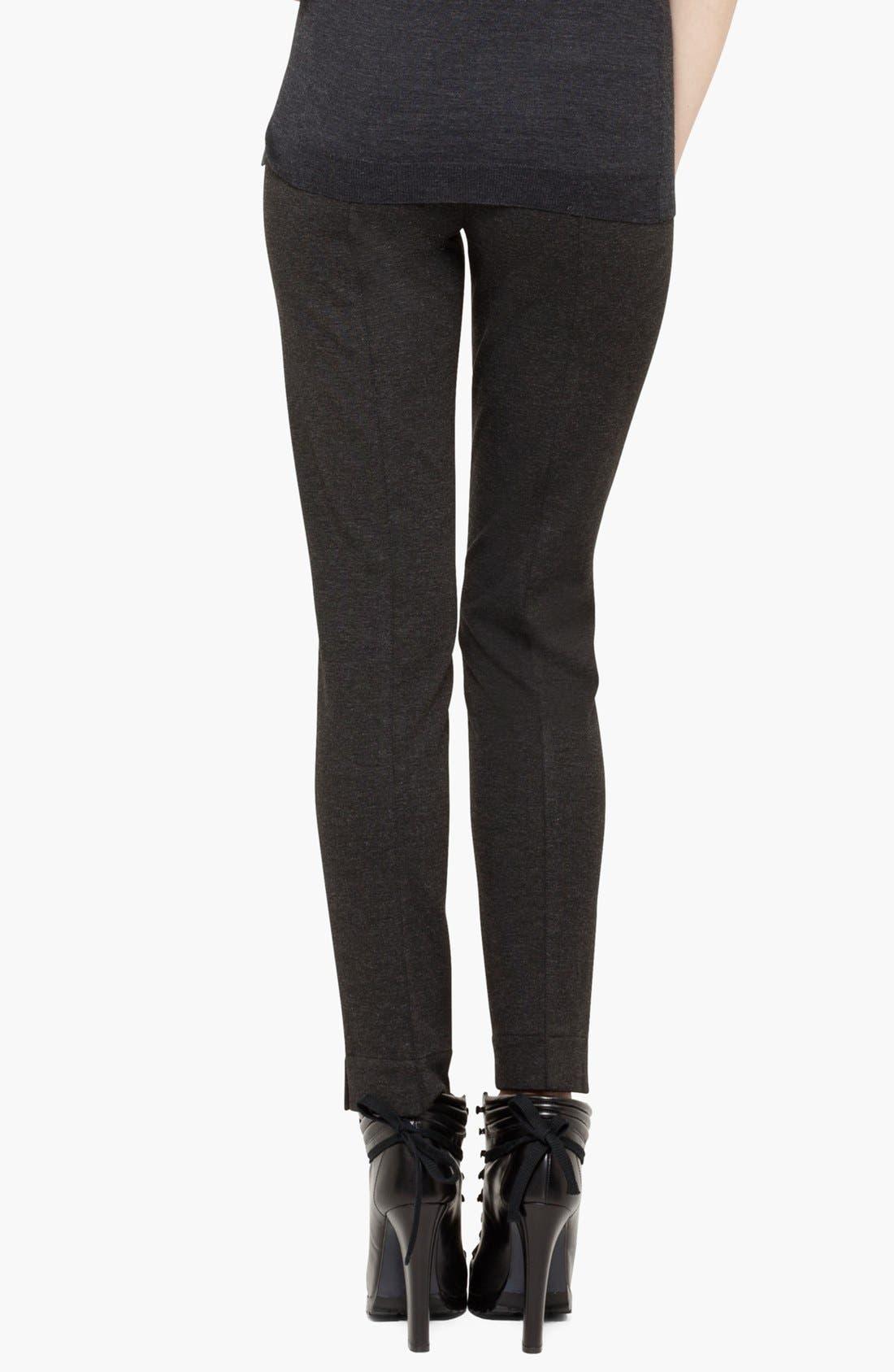 Alternate Image 2  - Akris punto Slim Jersey Pants
