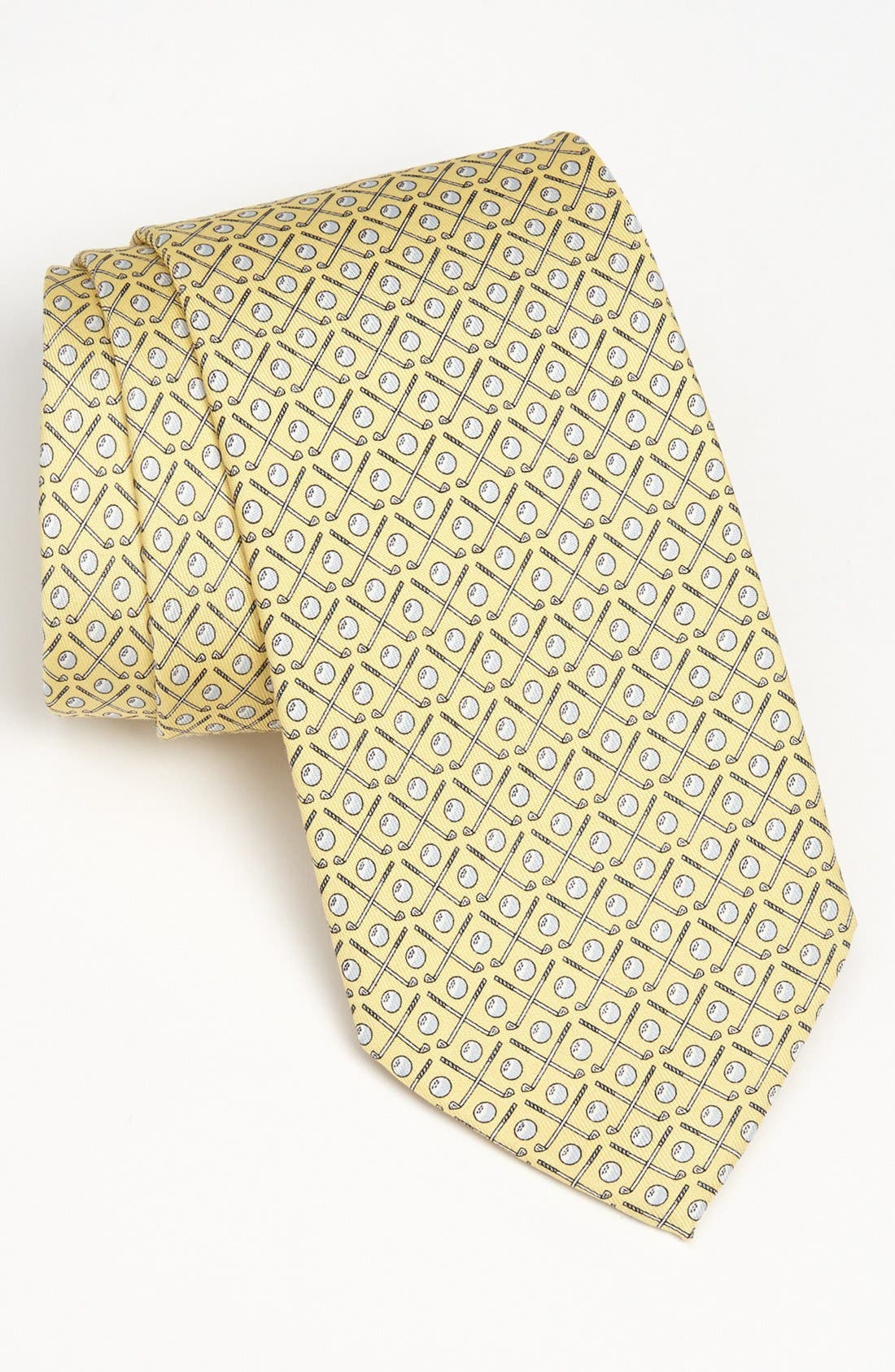 vineyard vines Golf Clubs Silk Tie