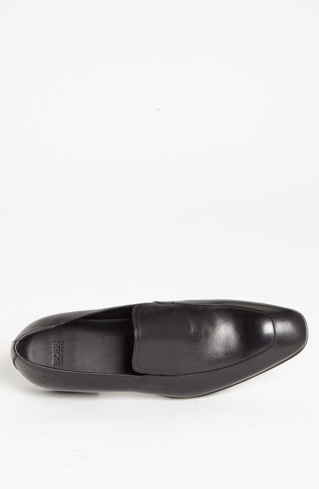 Alternate Image 3  - BOSS HUGO BOSS 'Varmons' Apron Toe Loafer (Men)