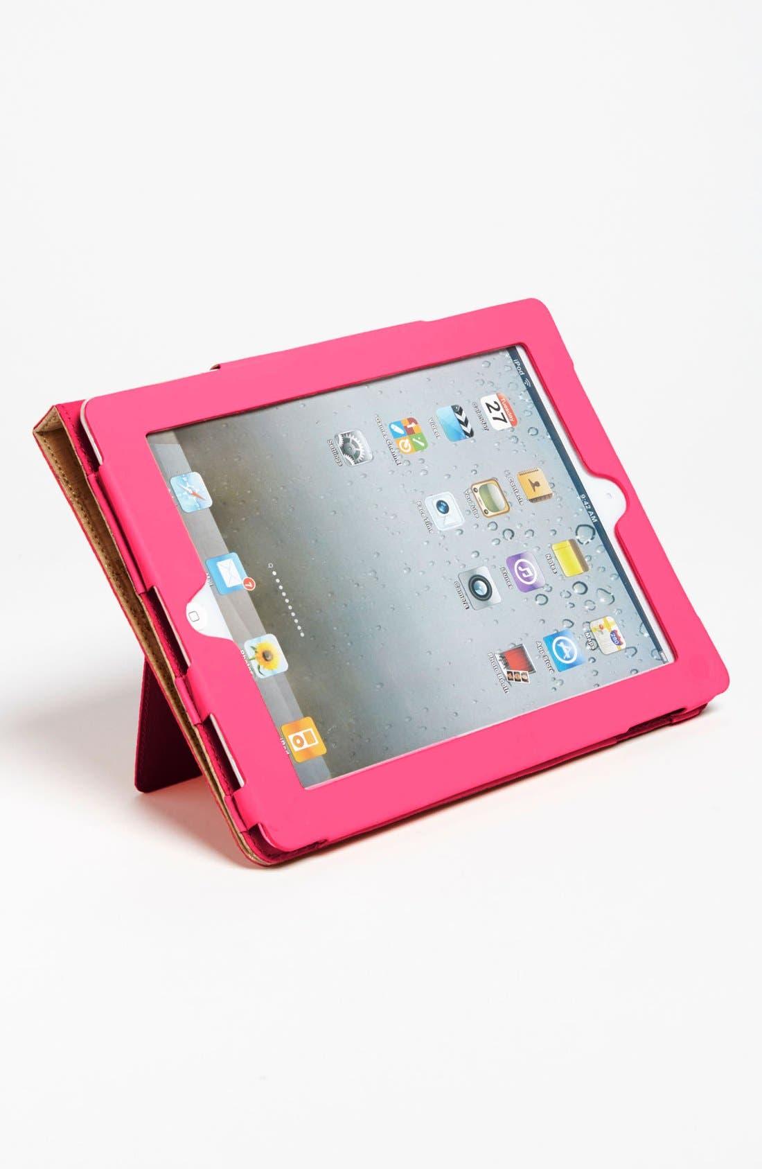 'summer cork' iPad 2 & 3 folio,                             Alternate thumbnail 3, color,                             Cork