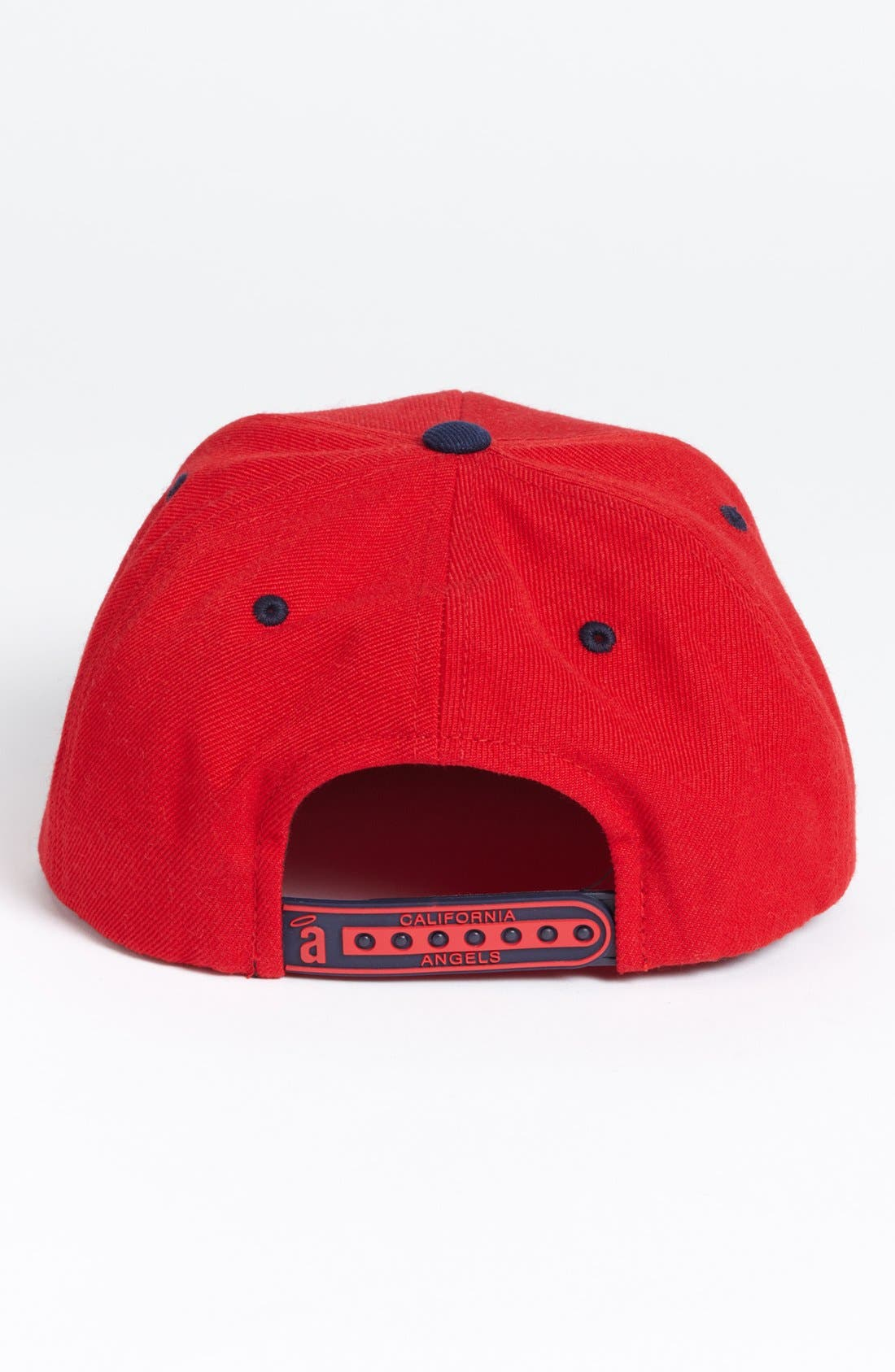Alternate Image 2  - American Needle 'Anaheim Angels - Back 2 Front' Snapback Baseball Cap