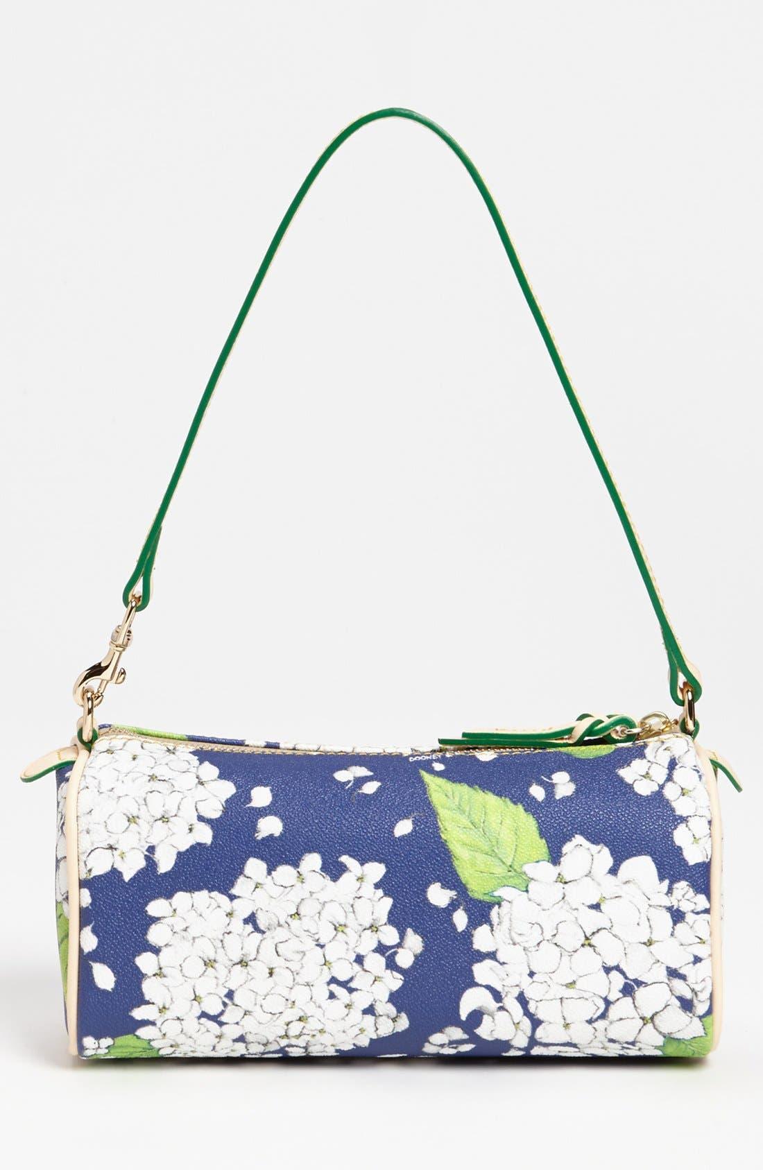 Alternate Image 4  - Dooney & Bourke 'Hydrangea - Small' Barrel Shoulder Bag