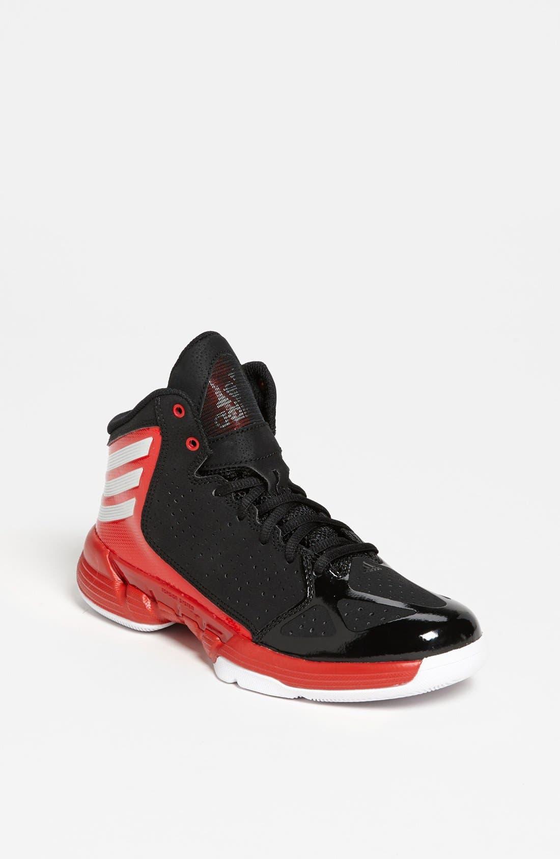 Alternate Image 1 Selected - adidas 'Mad Handle' Basketball Shoe (Big Kid)