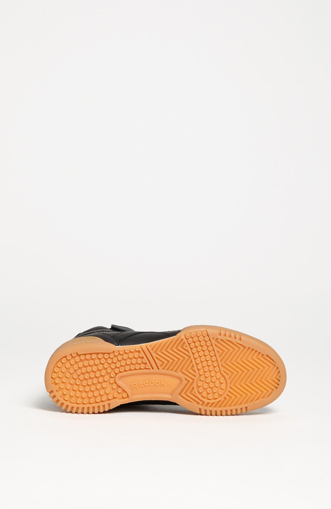 Alternate Image 4  - Reebok 'Ex-O-Fit Hi' Sneaker (Big Kid)