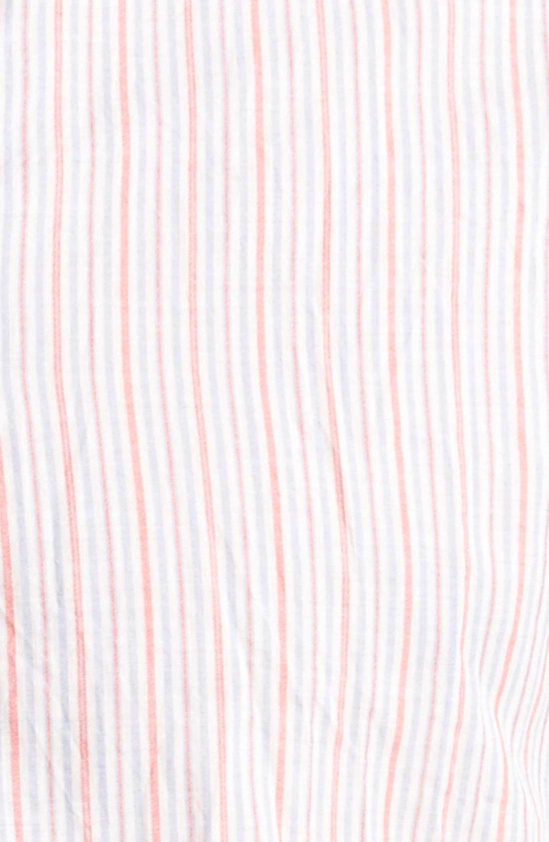 Alternate Image 3  - rag & bone 'Charles' Stripe Woven Shirt