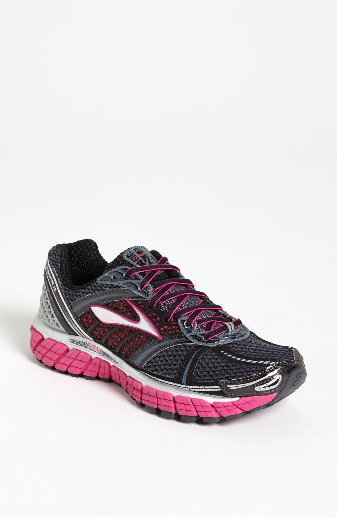 Main Image - Brooks 'Trance 12' Running Shoe (Women)(Regular Retail Price: $149.95)