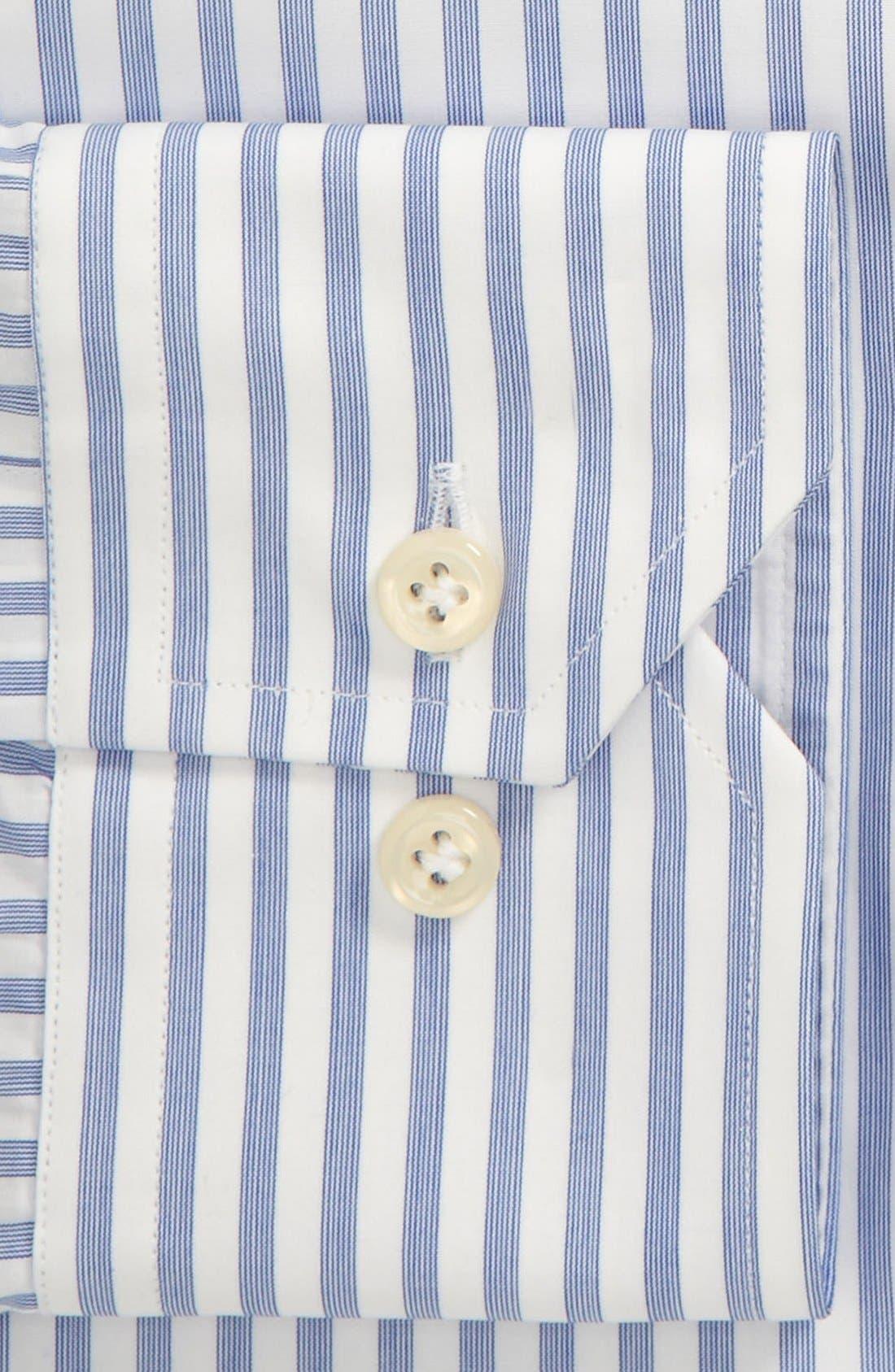 Alternate Image 2  - Peter Millar Regular Fit Dress Shirt