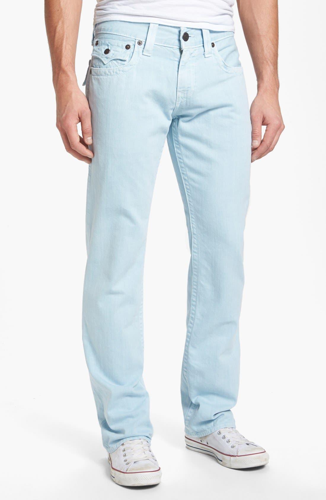 Alternate Image 2  - True Religion Brand Jeans 'Ricky' Straight Leg Pants