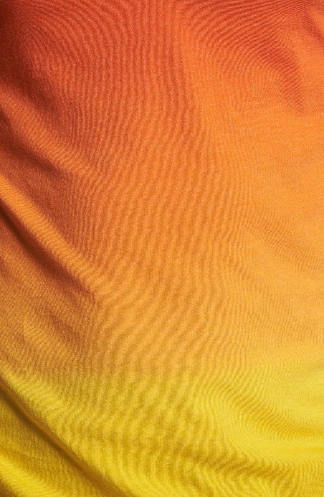 Alternate Image 3  - Public Opinion Dip Dye Tank Top