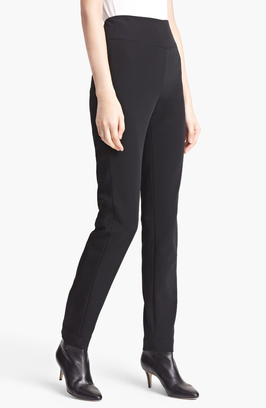 Alternate Image 1 Selected - Lida Baday Skinny Techno Stretch Pants