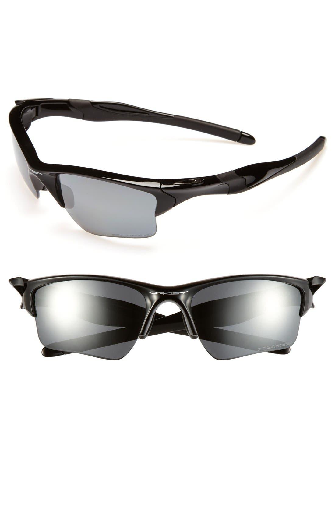 Alternate Image 1 Selected - Oakley 'Half Jacket 2.0 XL' 62mm Polarized Sunglasses