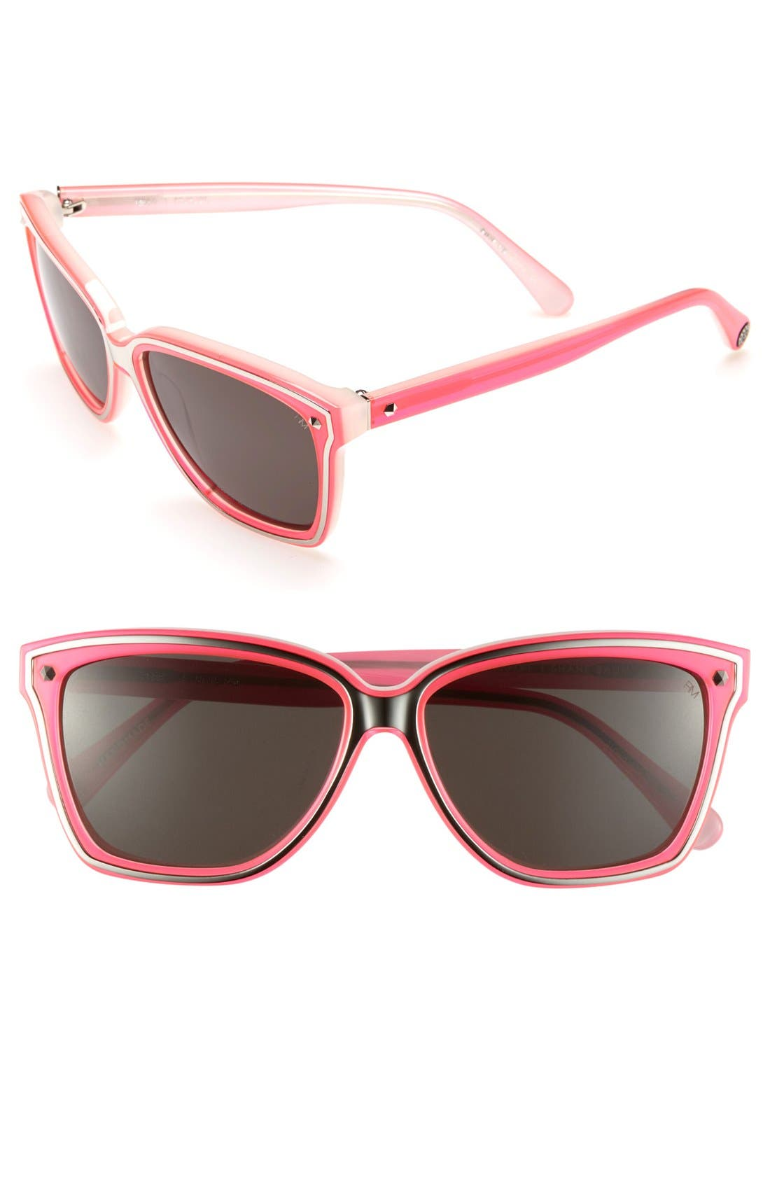 Main Image - Rebecca Minkoff 'Perry' 57mm Sunglasses