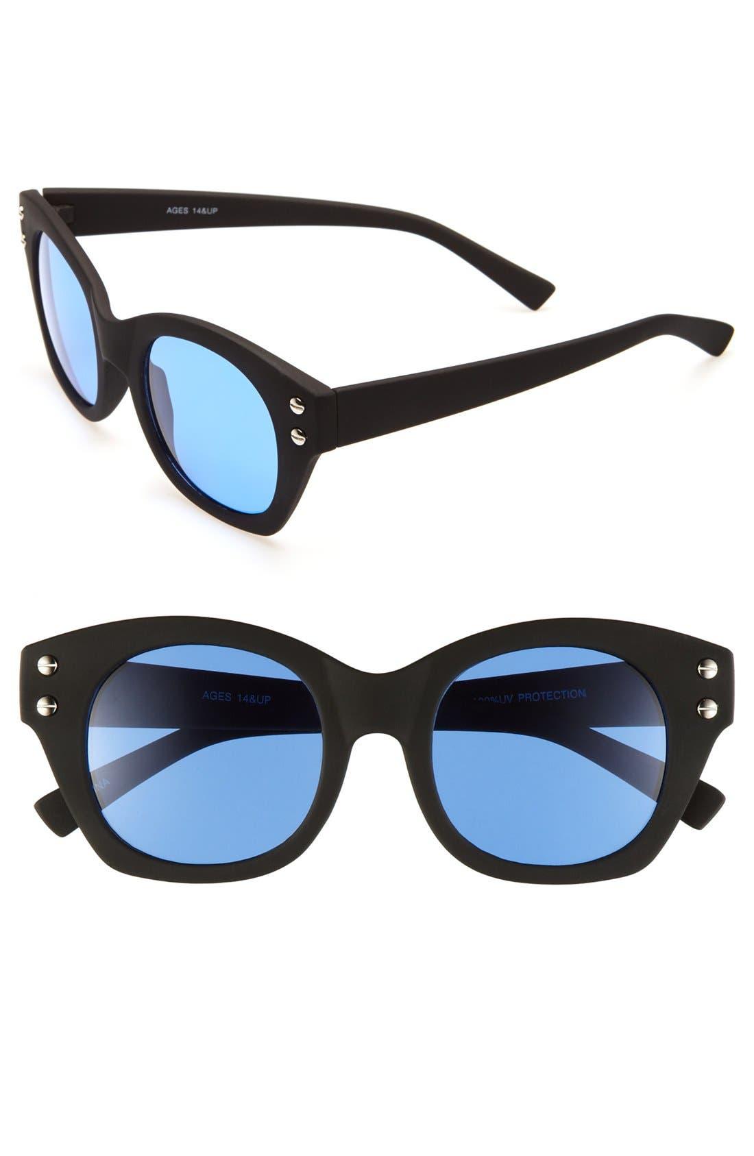 Alternate Image 1 Selected - FE NY 'Varsity' Sunglasses