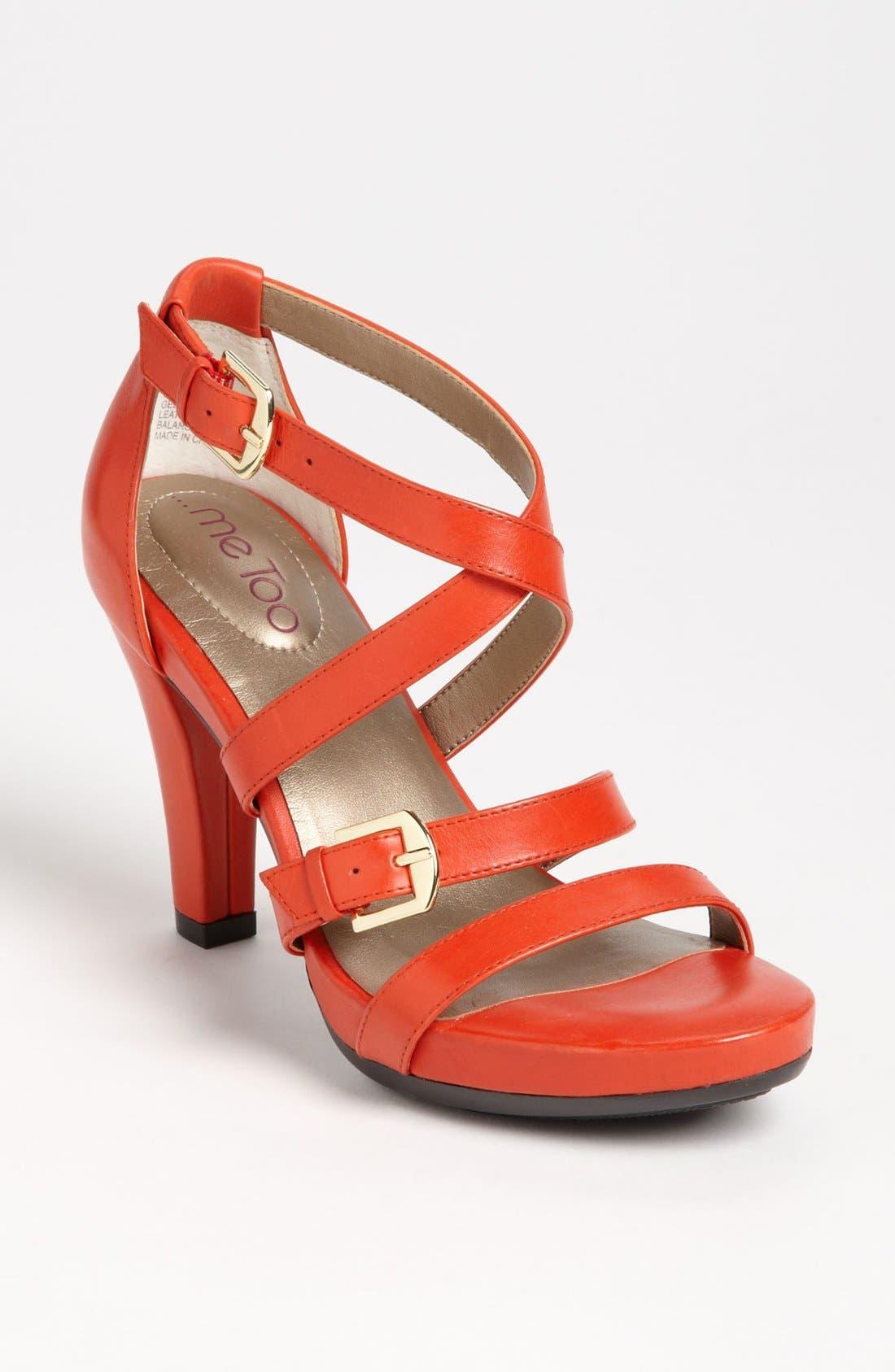 Alternate Image 1 Selected - Me Too 'Gelica' Sandal