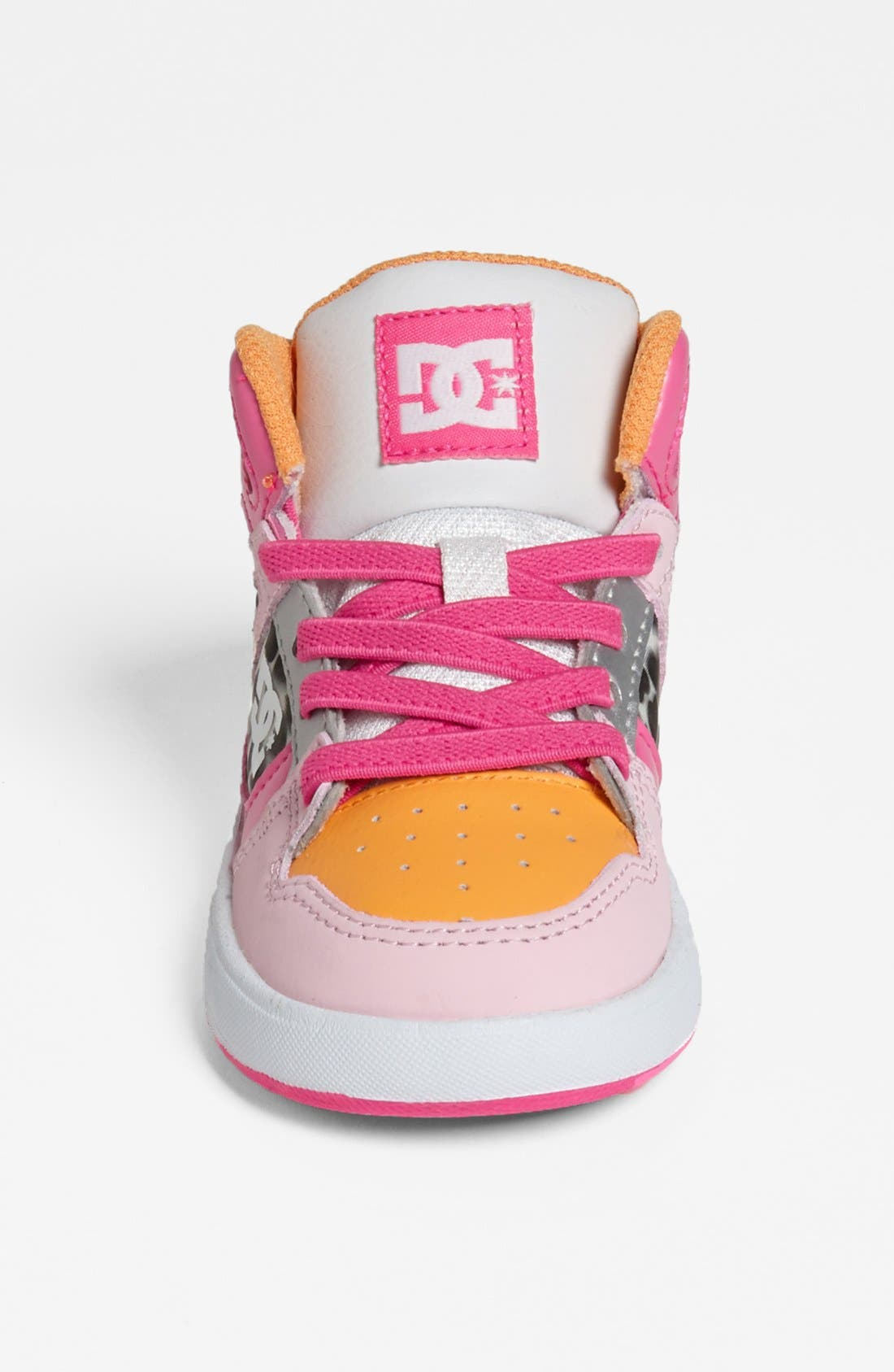 Alternate Image 3  - DC Shoes 'Rebound' Sneaker (Walker & Toddler)