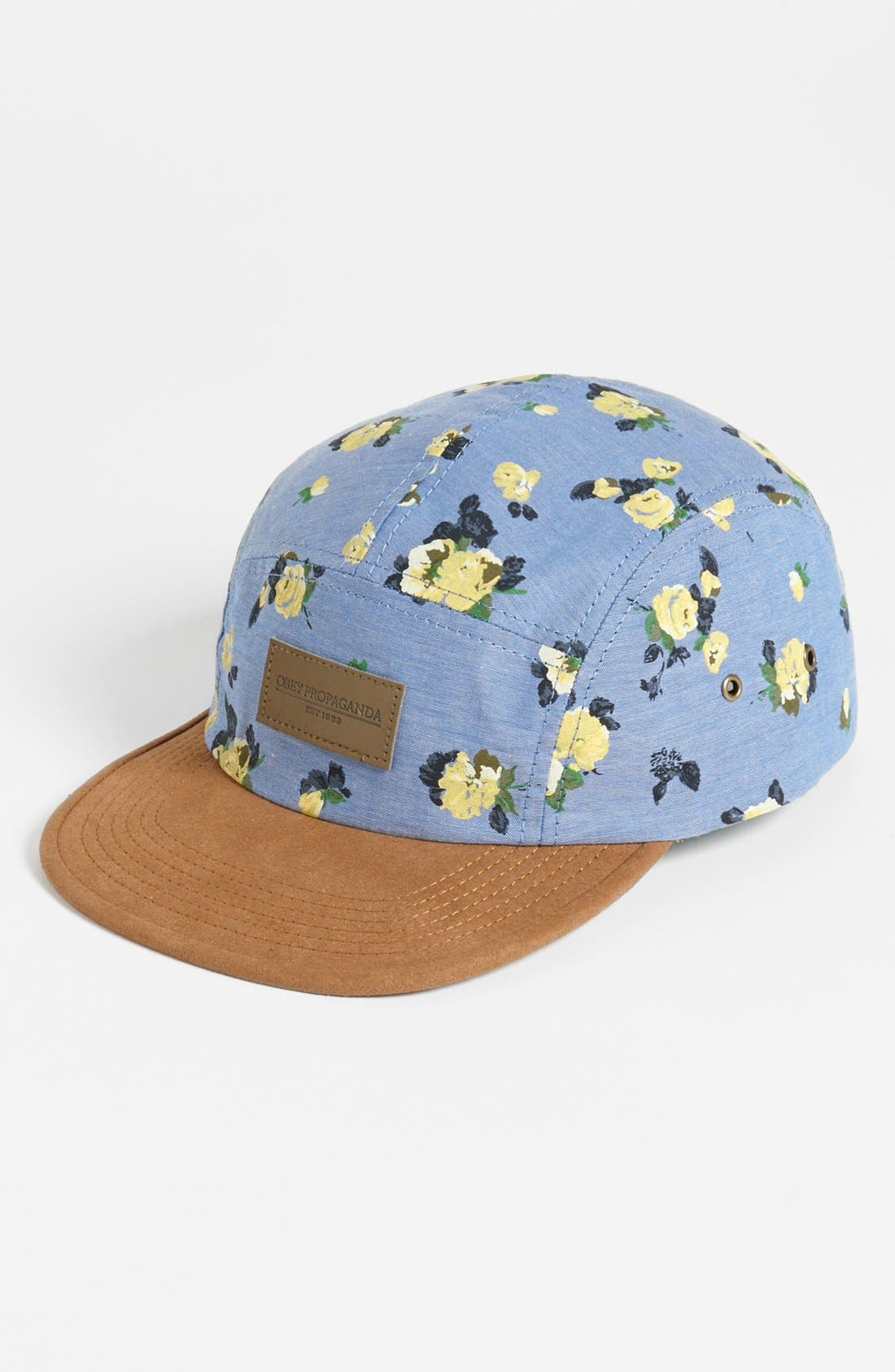 Main Image - Obey 'Meadowlark' Five Panel Cap