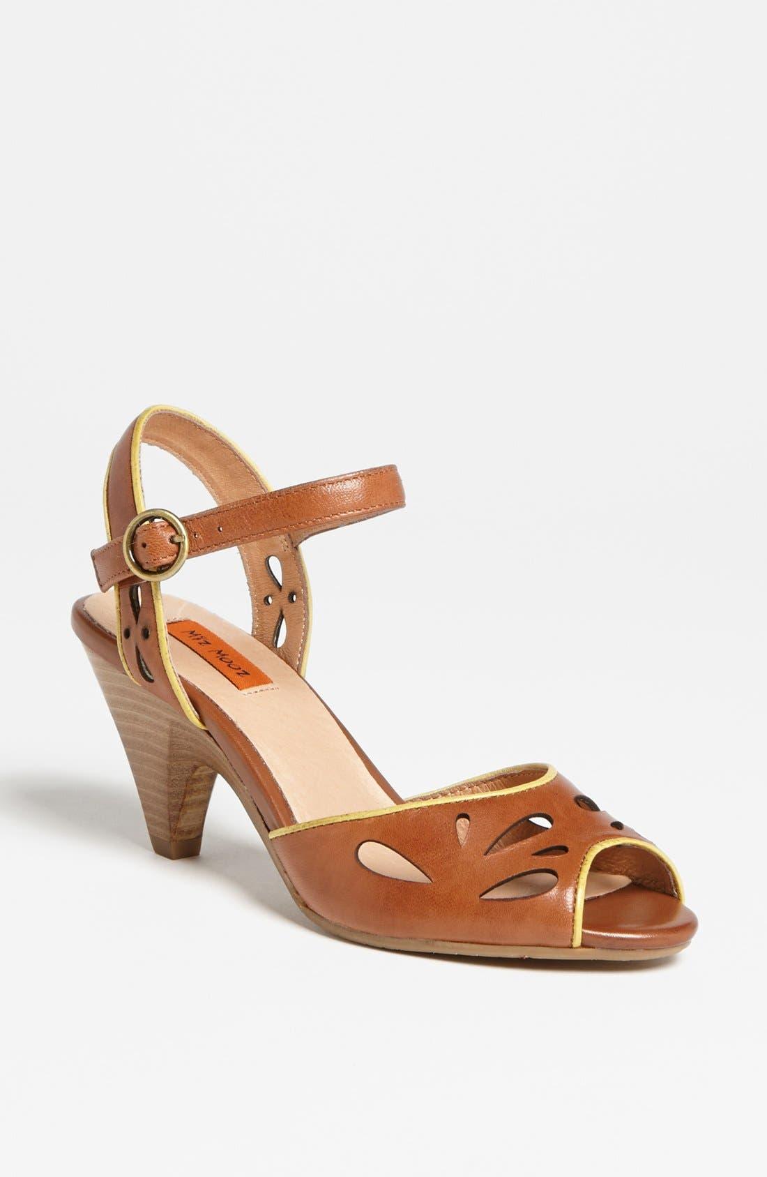 Alternate Image 1 Selected - Miz Mooz 'Wonder' Sandal