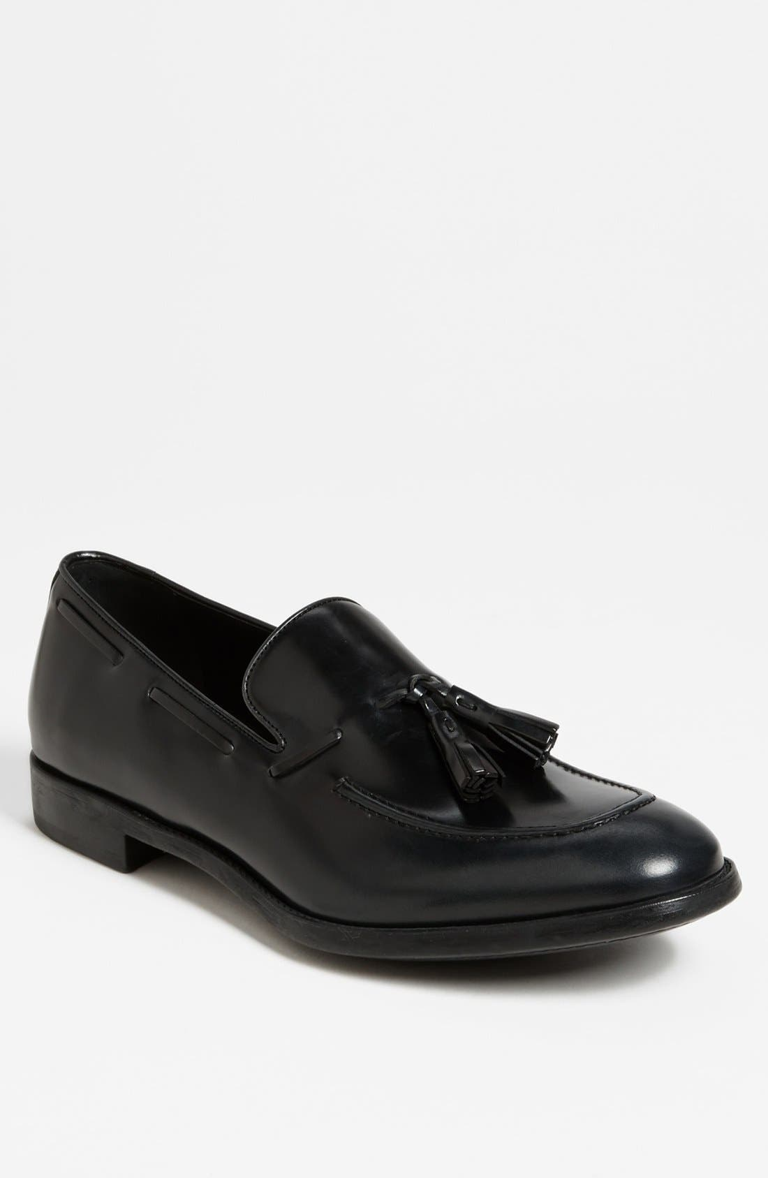 Alternate Image 1 Selected - Salvatore Ferragamo 'Sasha' Tassel Loafer
