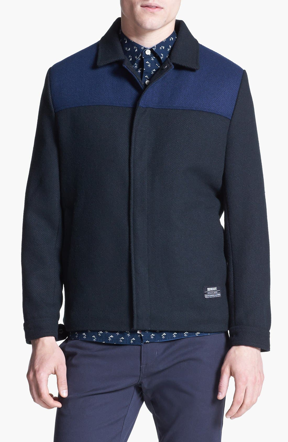Main Image - Insight 'Blazin' Knit Jacket