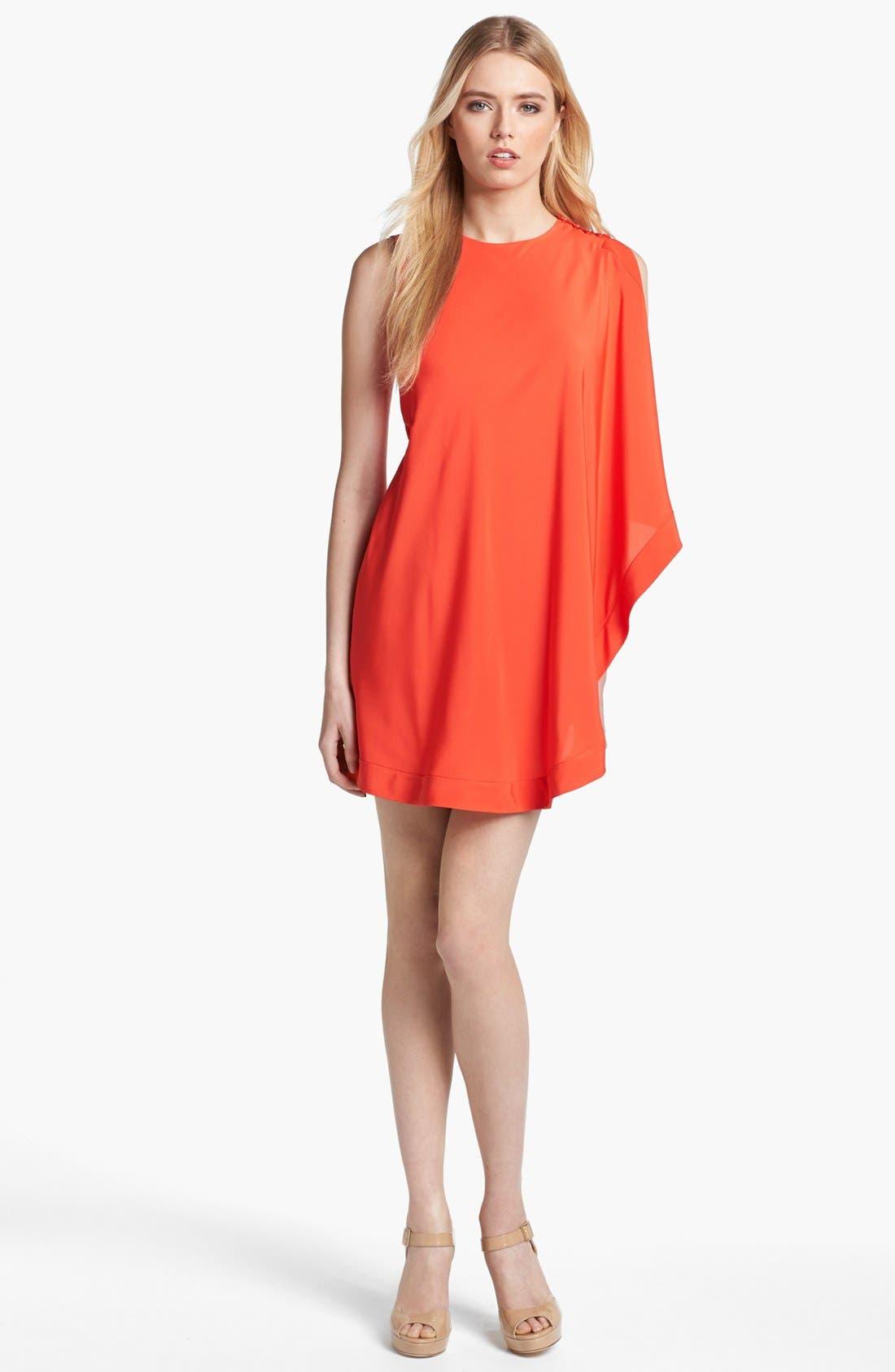 Alternate Image 1 Selected - Ted Baker London Cascade Tunic Dress