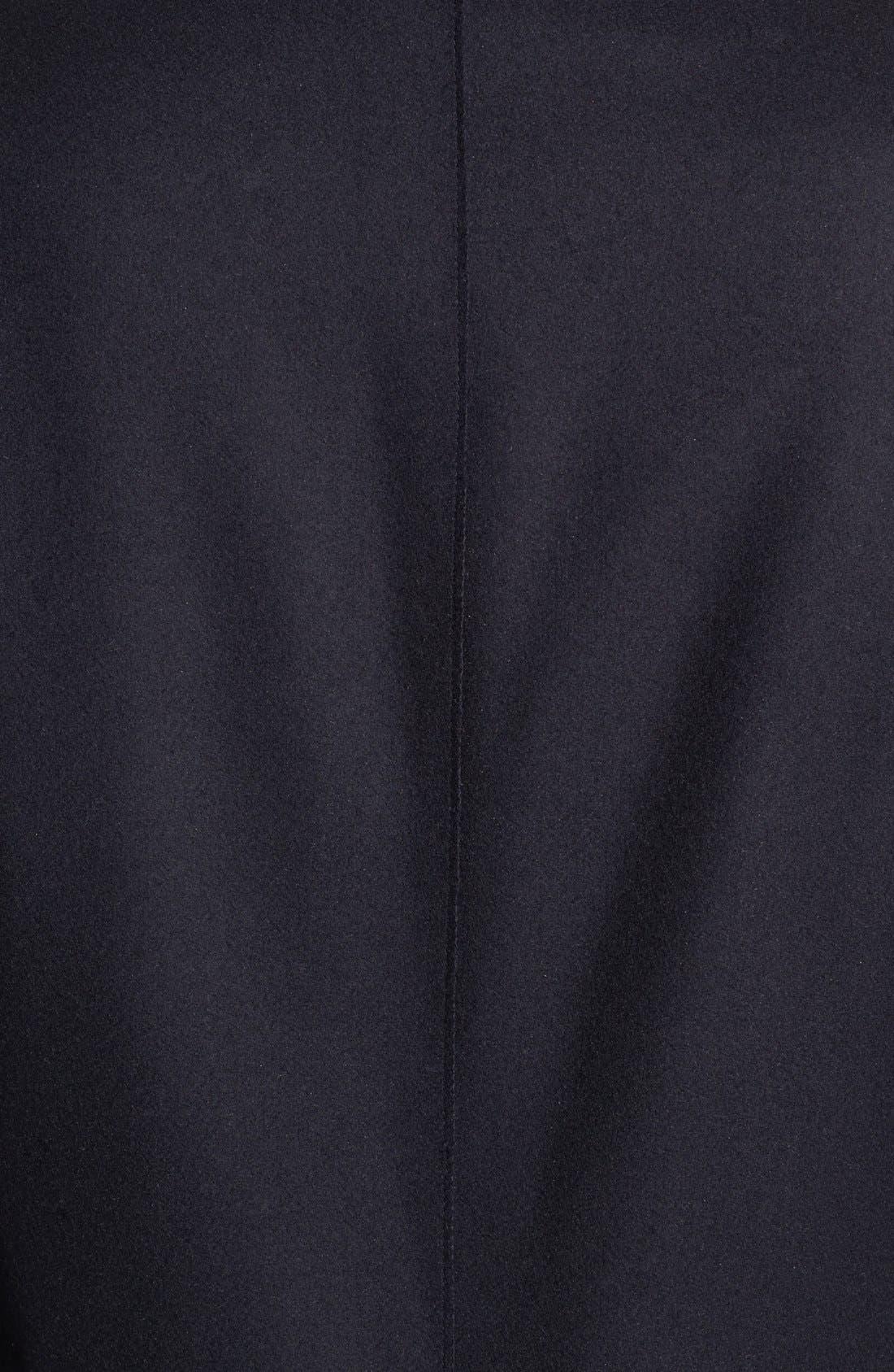 Alternate Image 3  - Vince Raw-Edge Wool Blend Coat