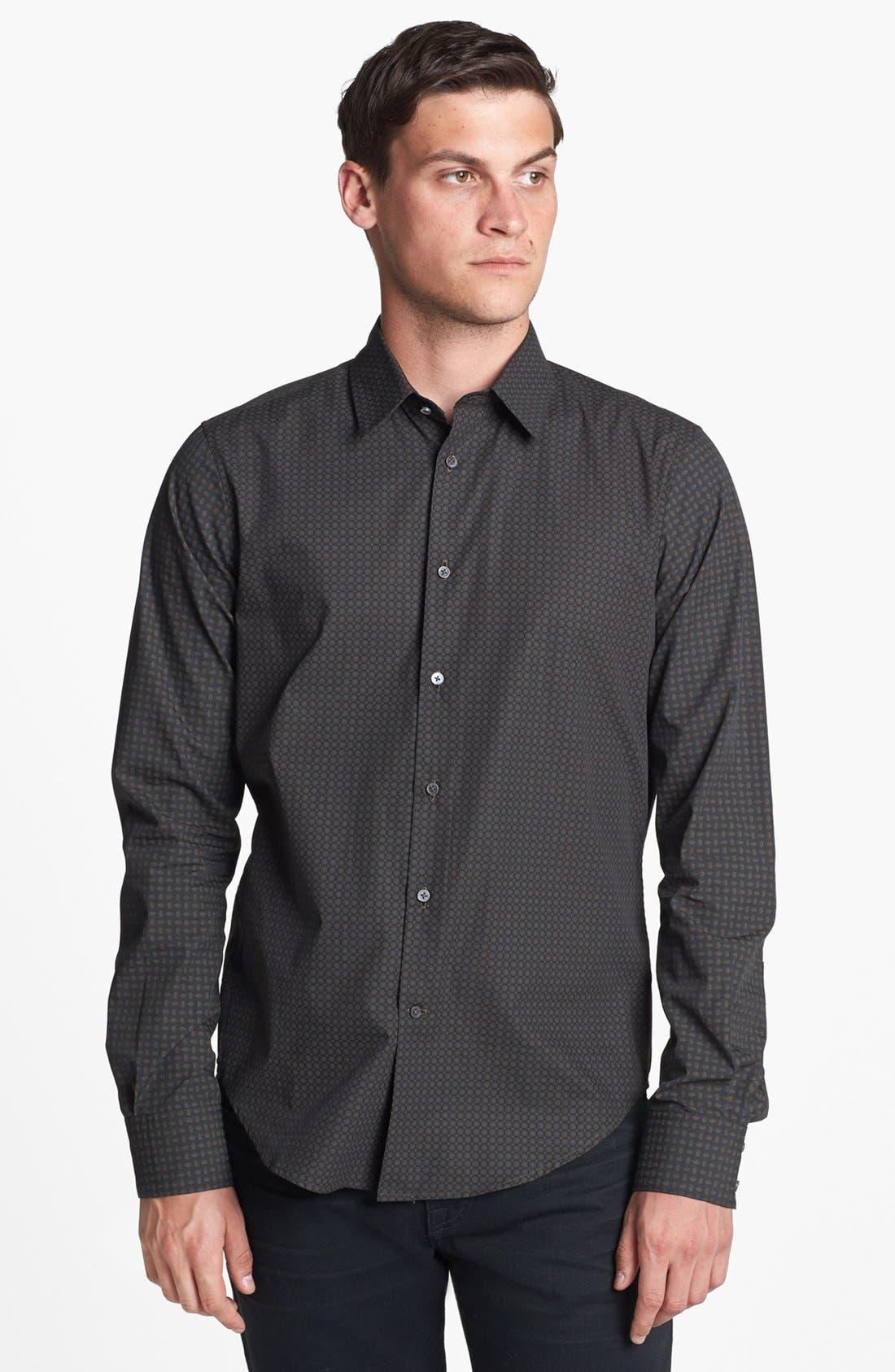 Alternate Image 1 Selected - Vince Regular Fit Sport Shirt