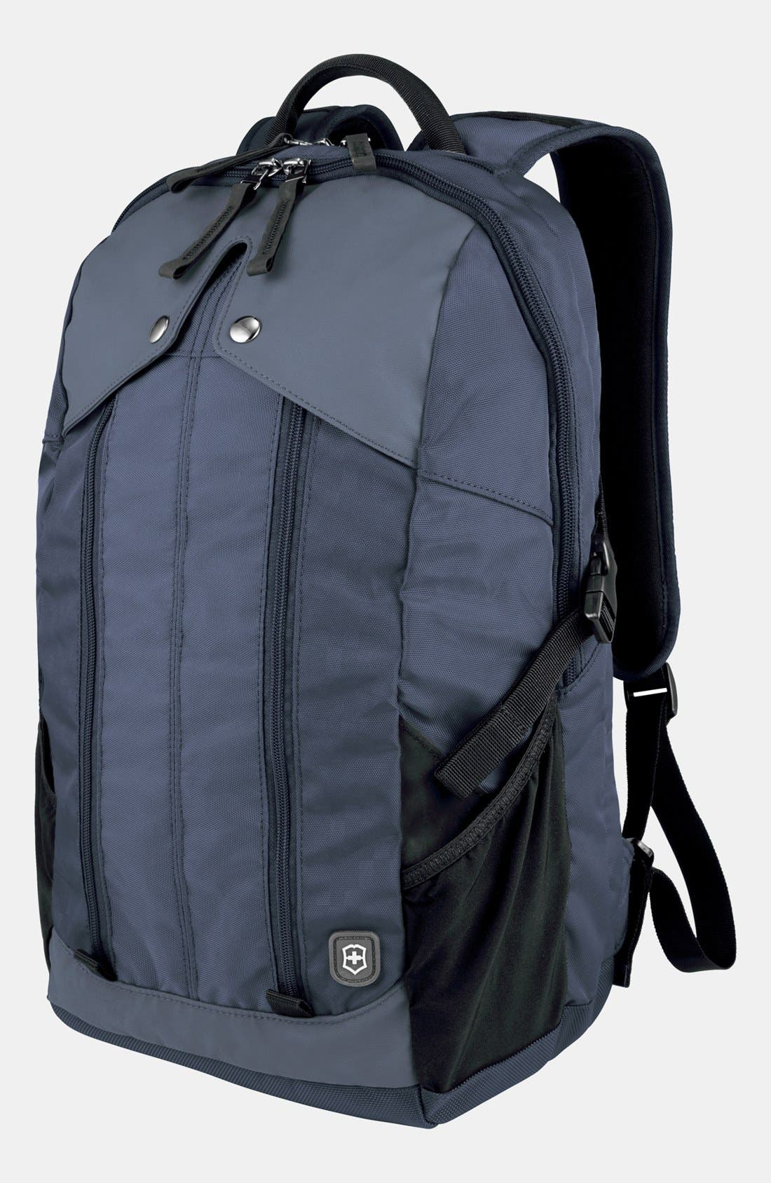 Altmont Backpack,                         Main,                         color, Navy