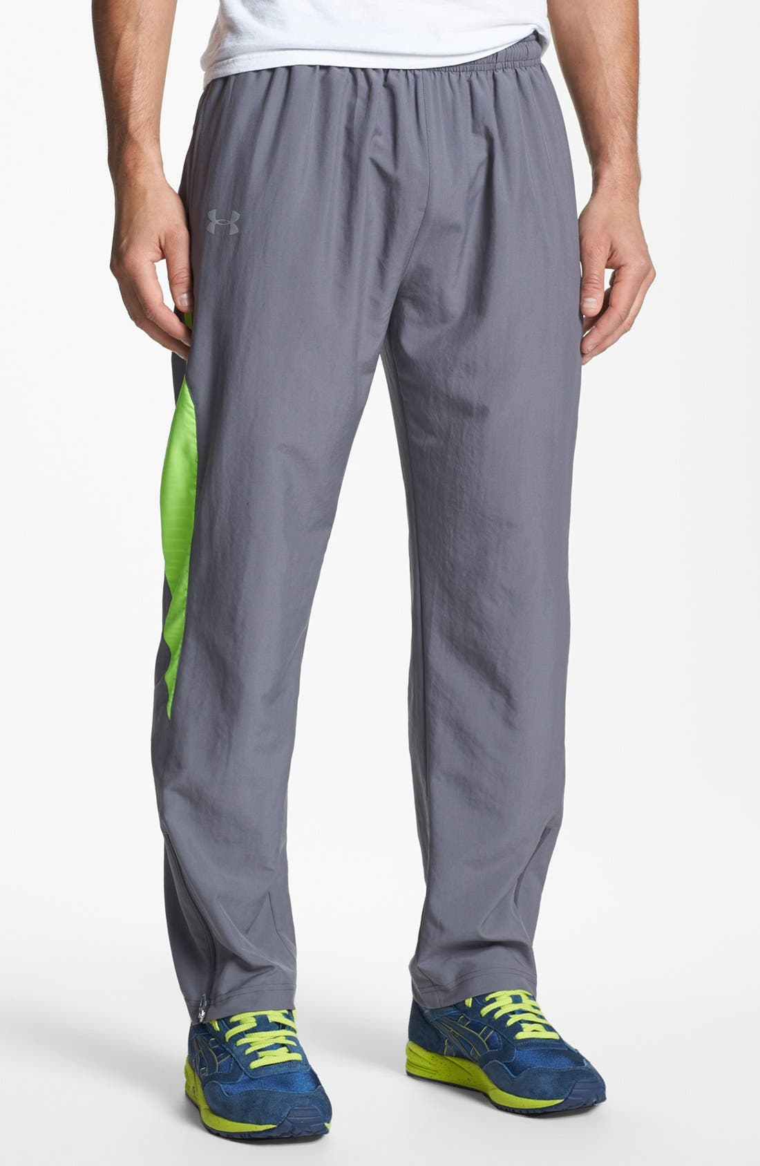 Alternate Image 1 Selected - Under Armour 'Imminent' Woven Running Pants