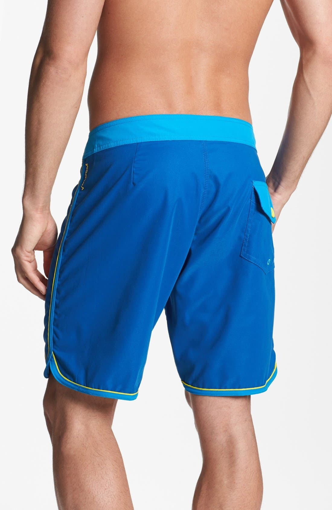 Alternate Image 2  - Volcom 'New Jetty' Board Shorts