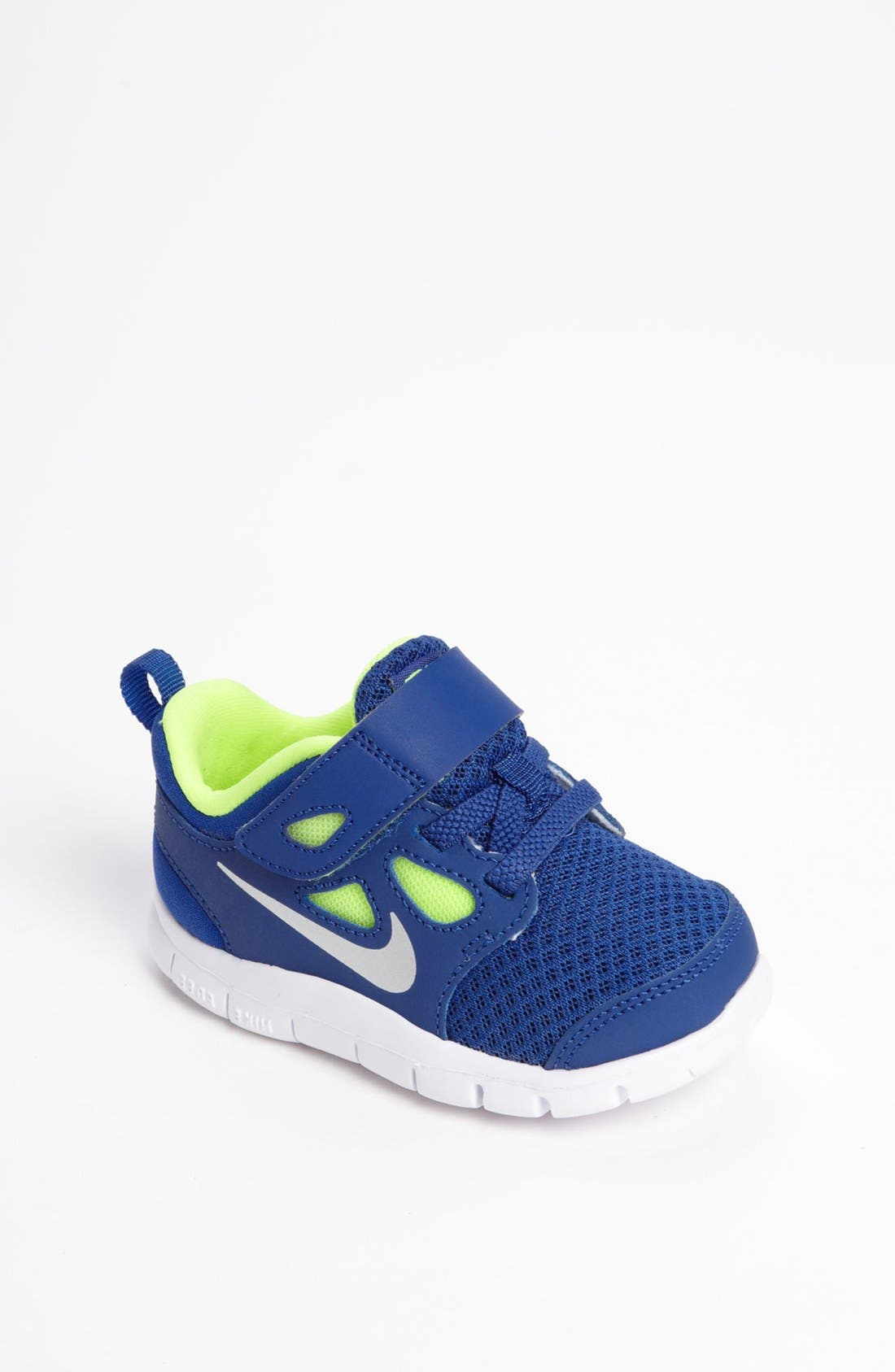 Main Image - Nike 'Free Run 5.0' Sneaker (Baby, Walker & Toddler)