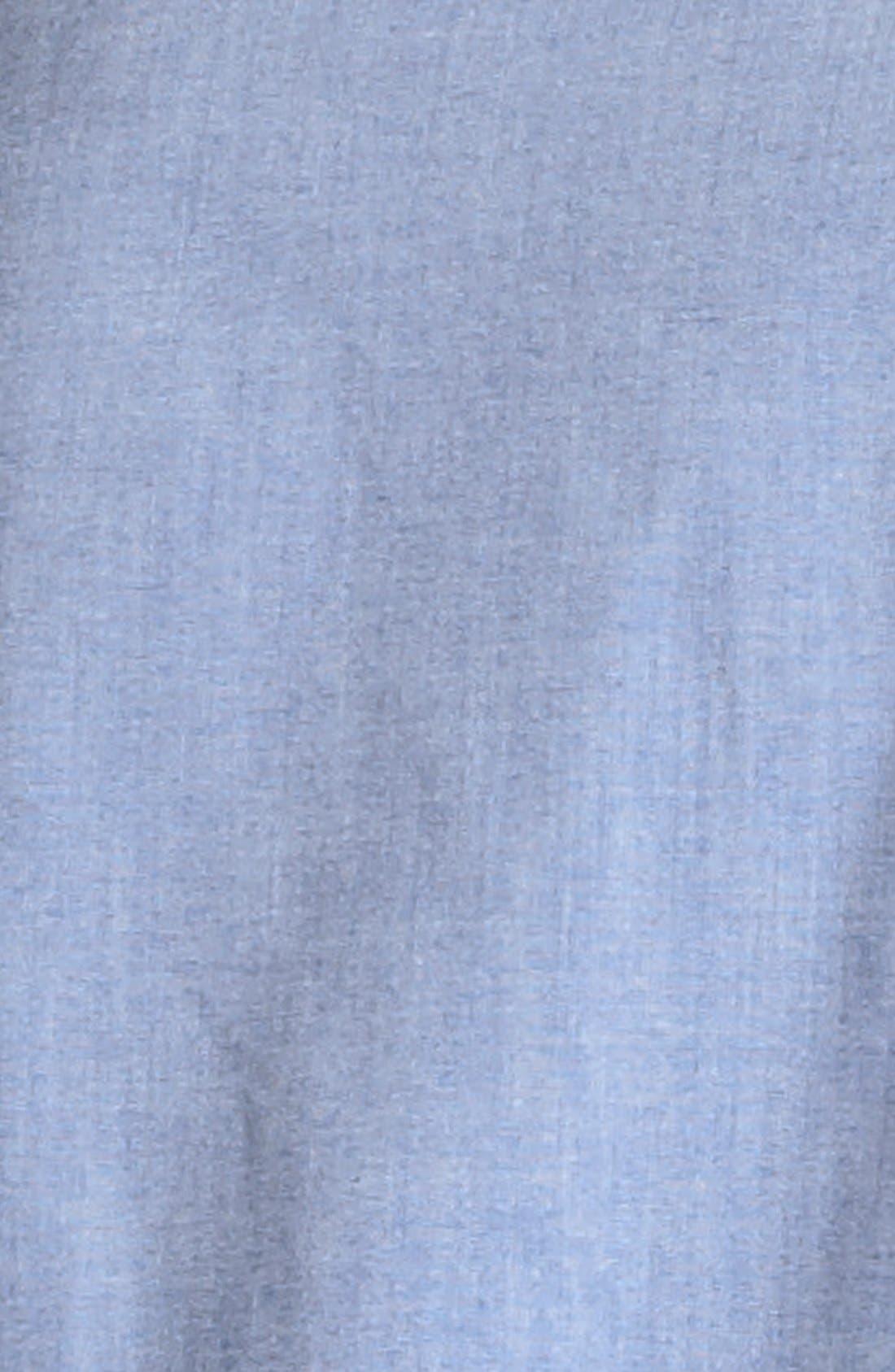 Alternate Image 4  - Lafayette 148 New York Oxford Shirt