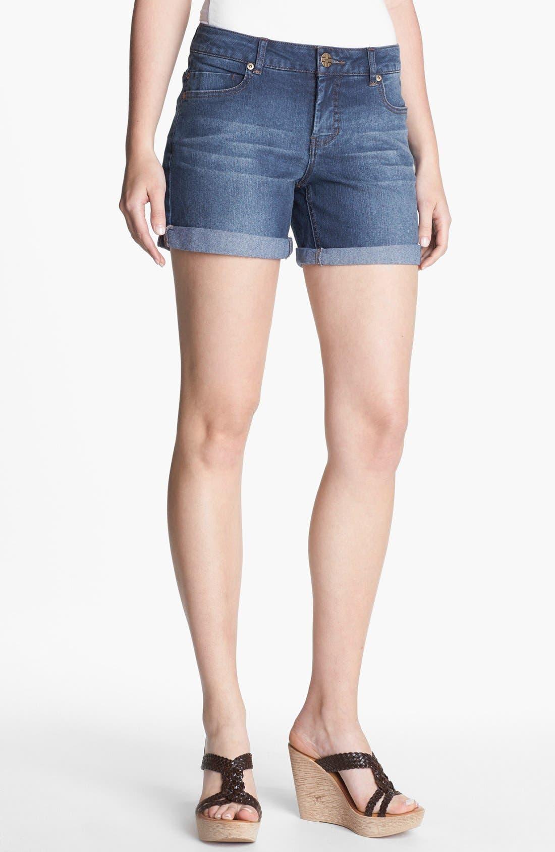 Main Image - Liverpool Jeans Company 'Linda' Denim Shorts