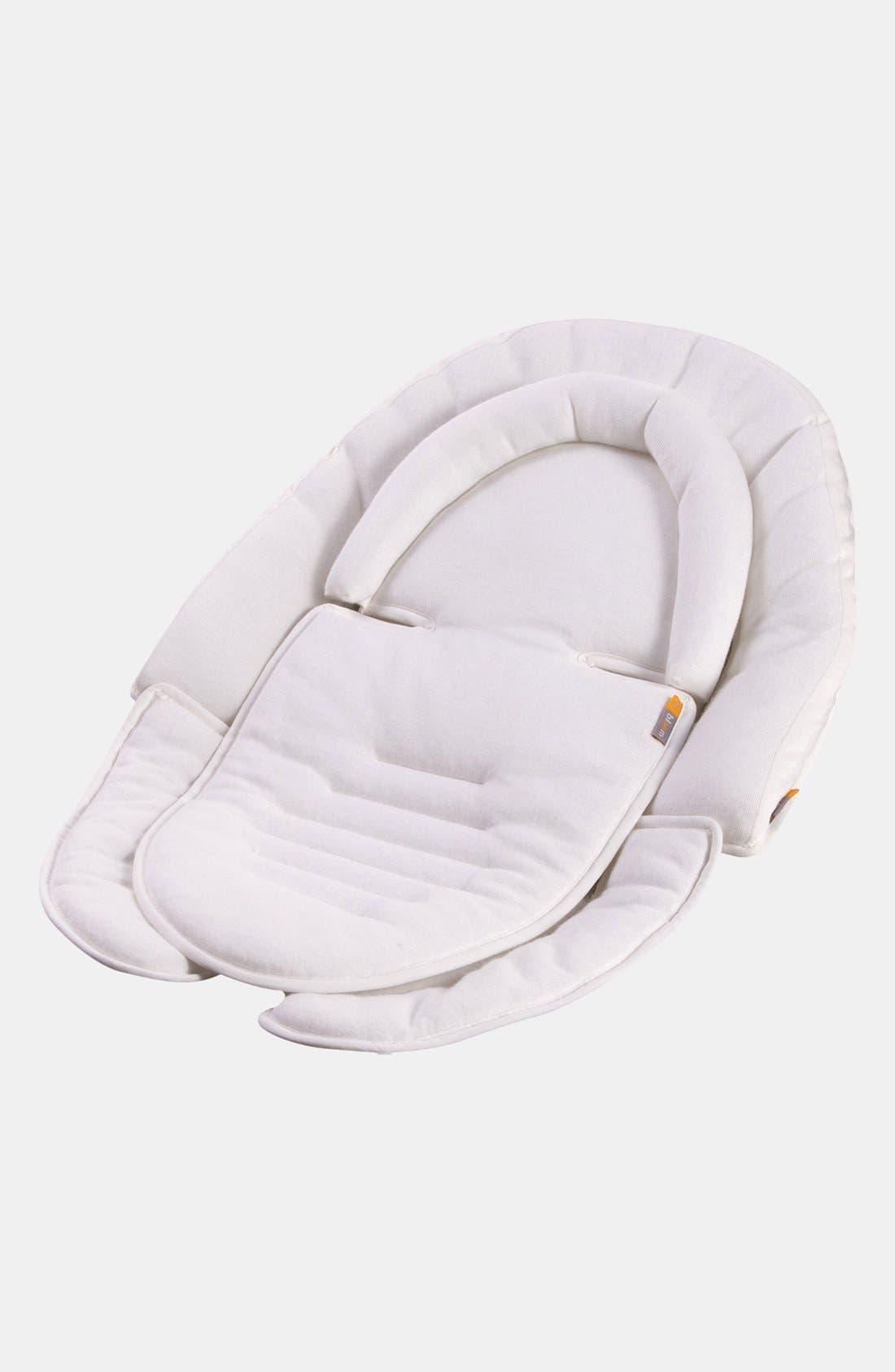 Universal Snug for Strollers, Car Seats & Highchairs,                         Main,                         color, Coconut White