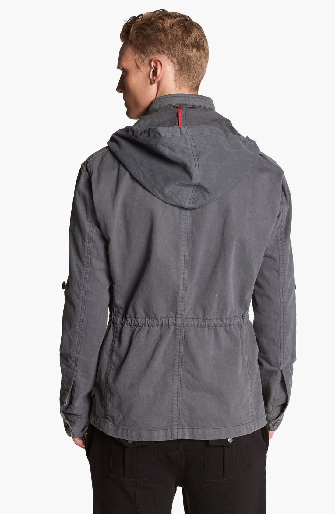 Alternate Image 2  - Michael Bastian Military Field Jacket