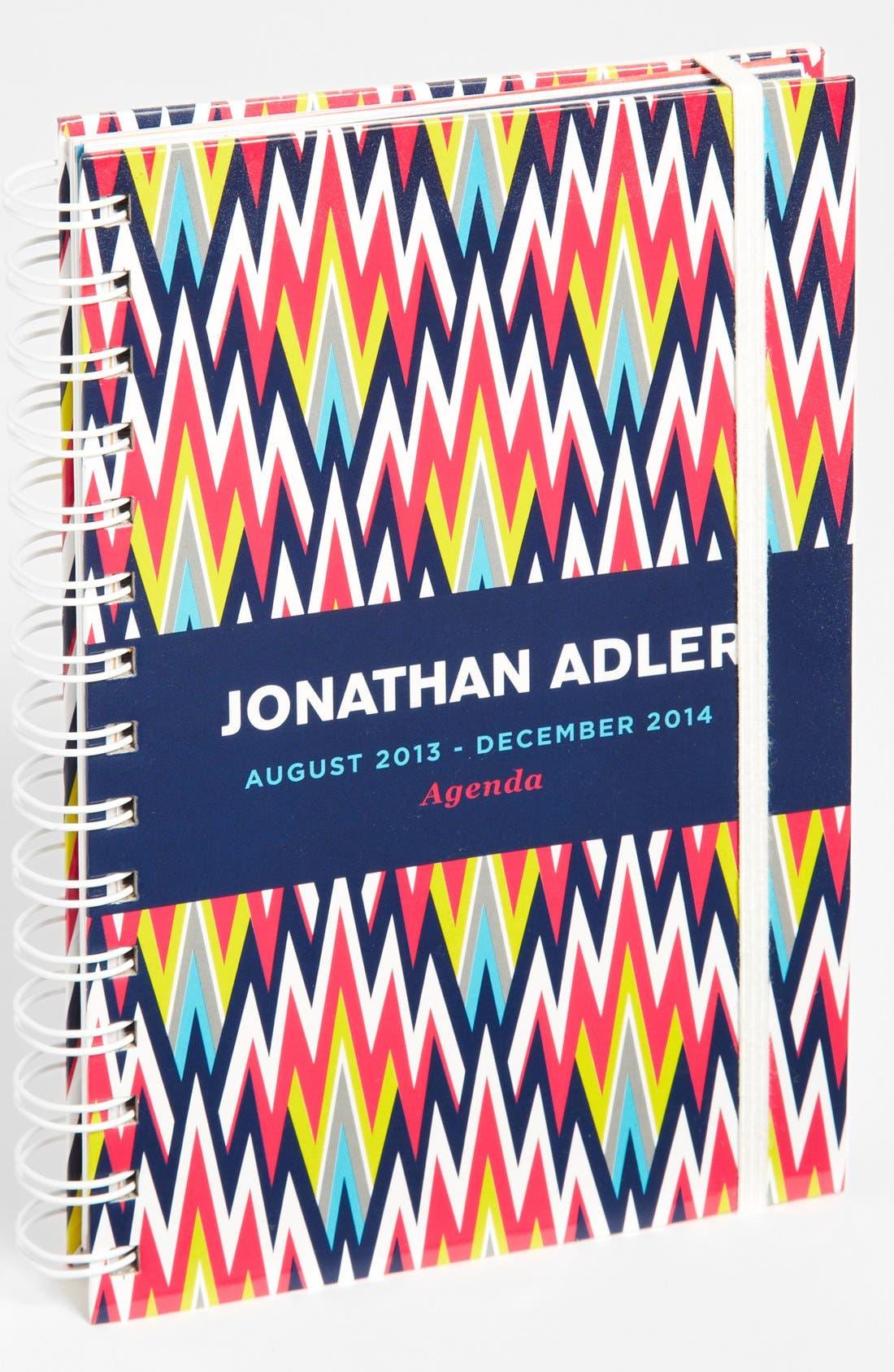 Main Image - Jonathan Adler 'Dunbar Road' 17-Month Agenda