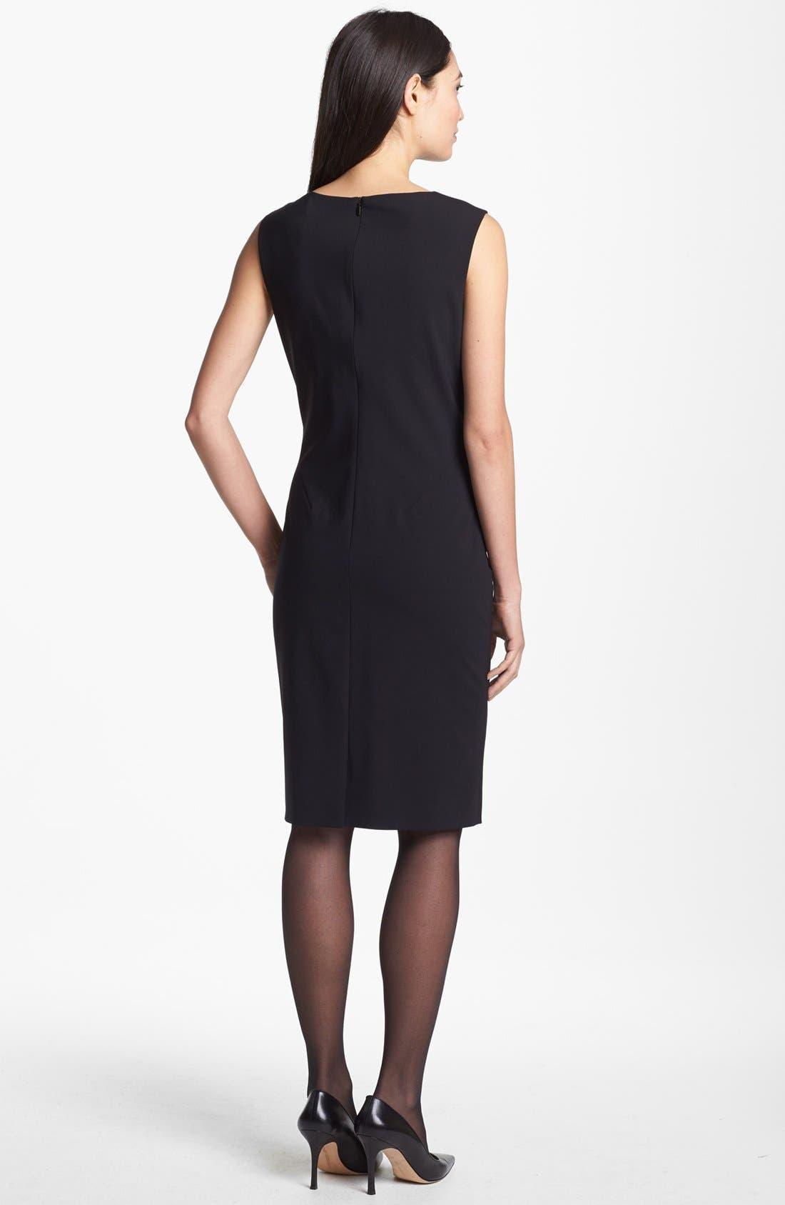 Alternate Image 2  - BOSS HUGO BOSS Sleeveless Sheath Dress