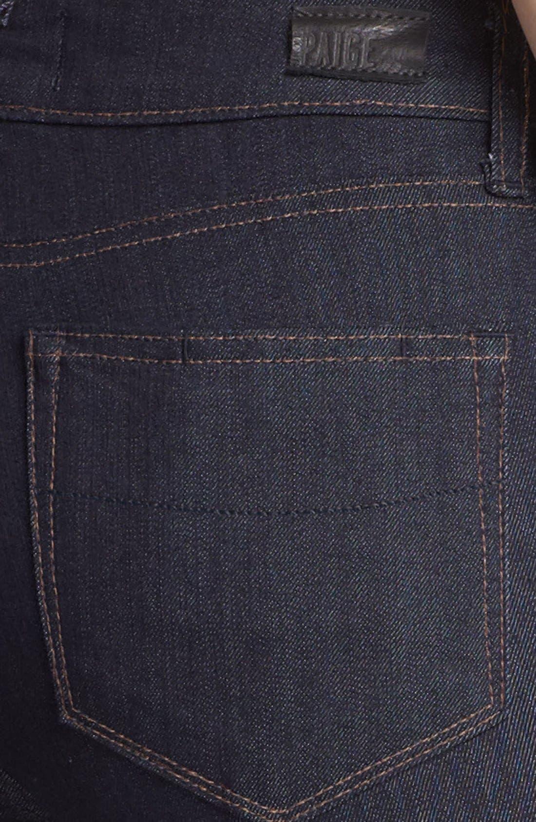 Alternate Image 3  - Paige Denim 'Manhattan' Baby Bootcut Jeans (Elyse)