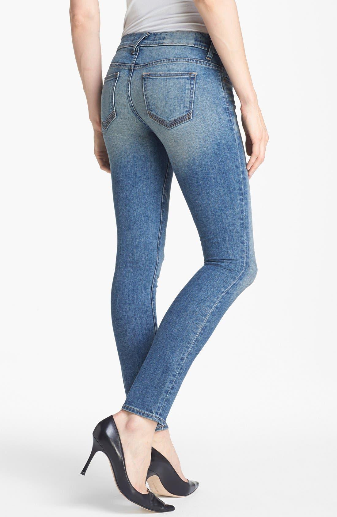 Alternate Image 2  - TEXTILE Elizabeth and James 'Debbie' Skinny Jeans