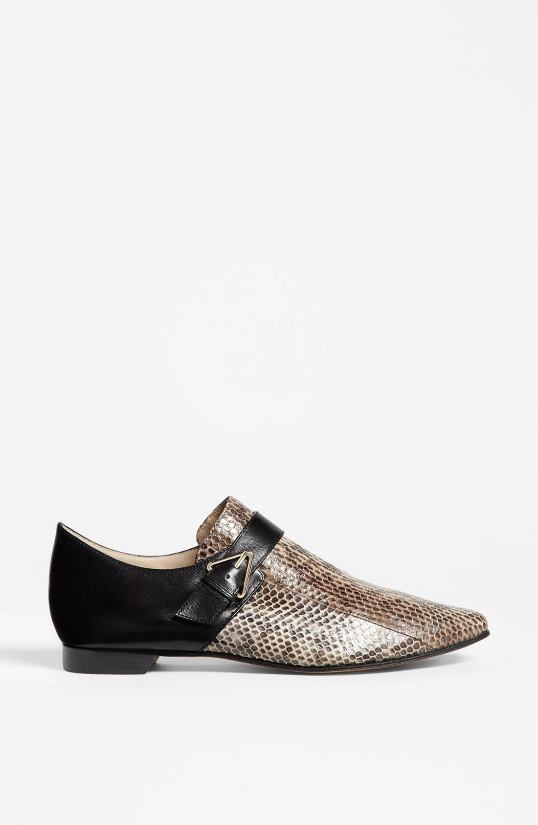 Alternate Image 4  - Derek Lam 10 Crosby 'Roland' Monk Shoe Loafer