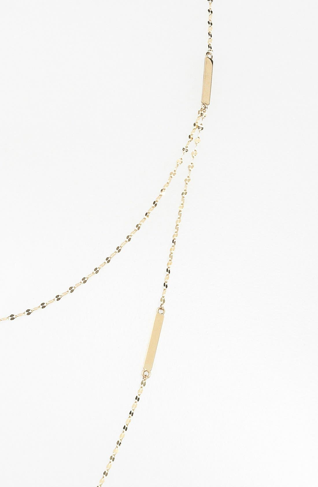 Alternate Image 2  - Lana Jewelry Tri Bar Necklace