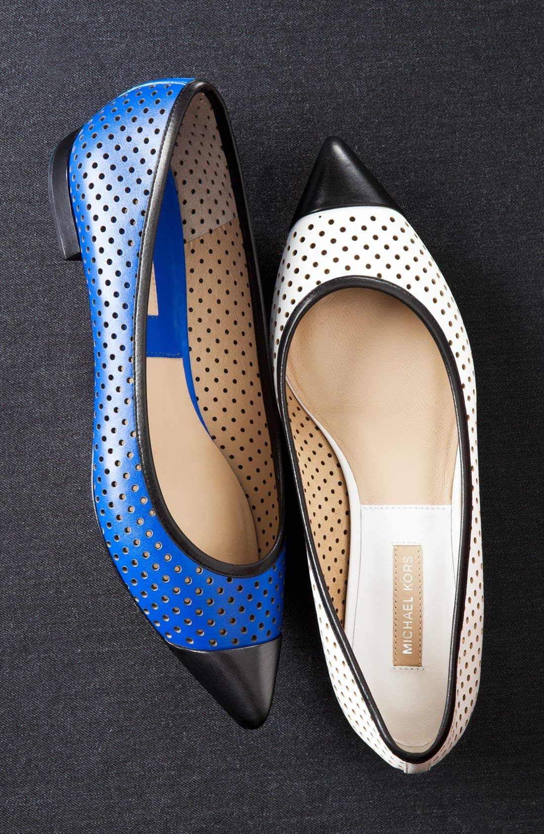 Alternate Image 5  - Michael Kors 'Janae' Flat