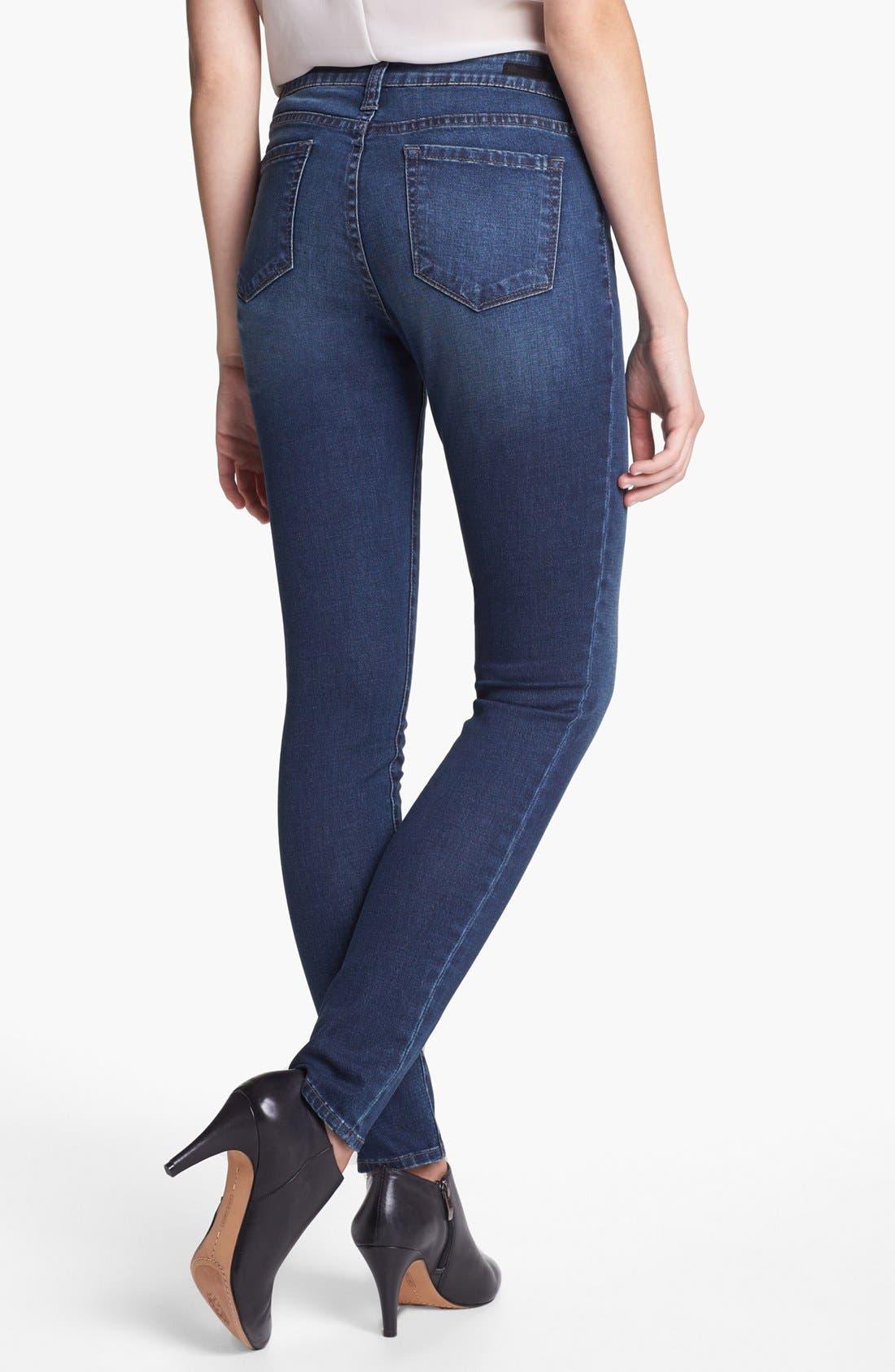 Alternate Image 2  - KUT from the Kloth 'Elle' Skinny Jeans (Healthy)